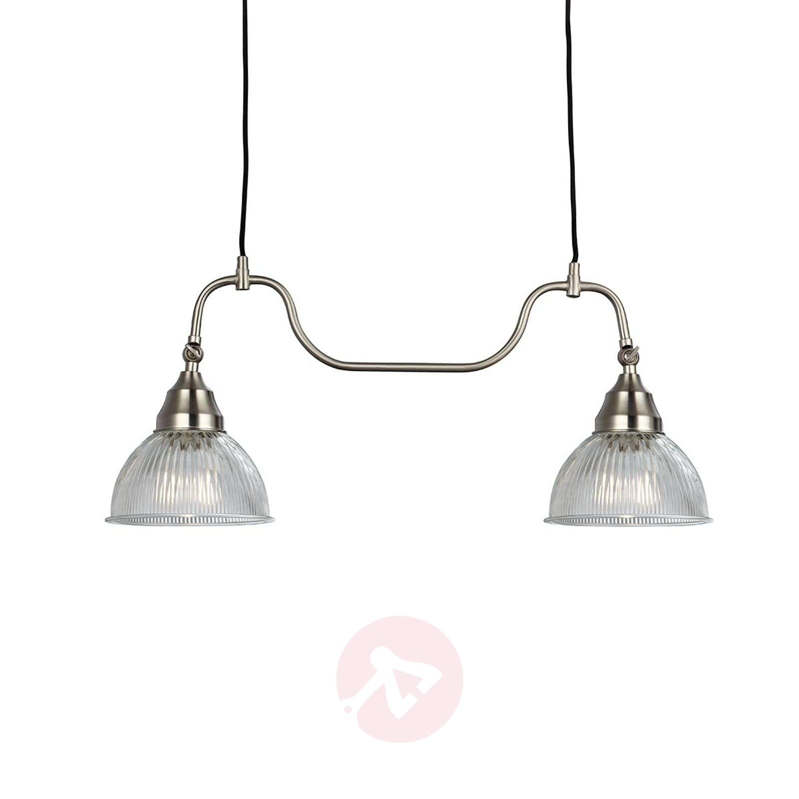 2-bulb Asnen Nordic hanging light-6506076-01