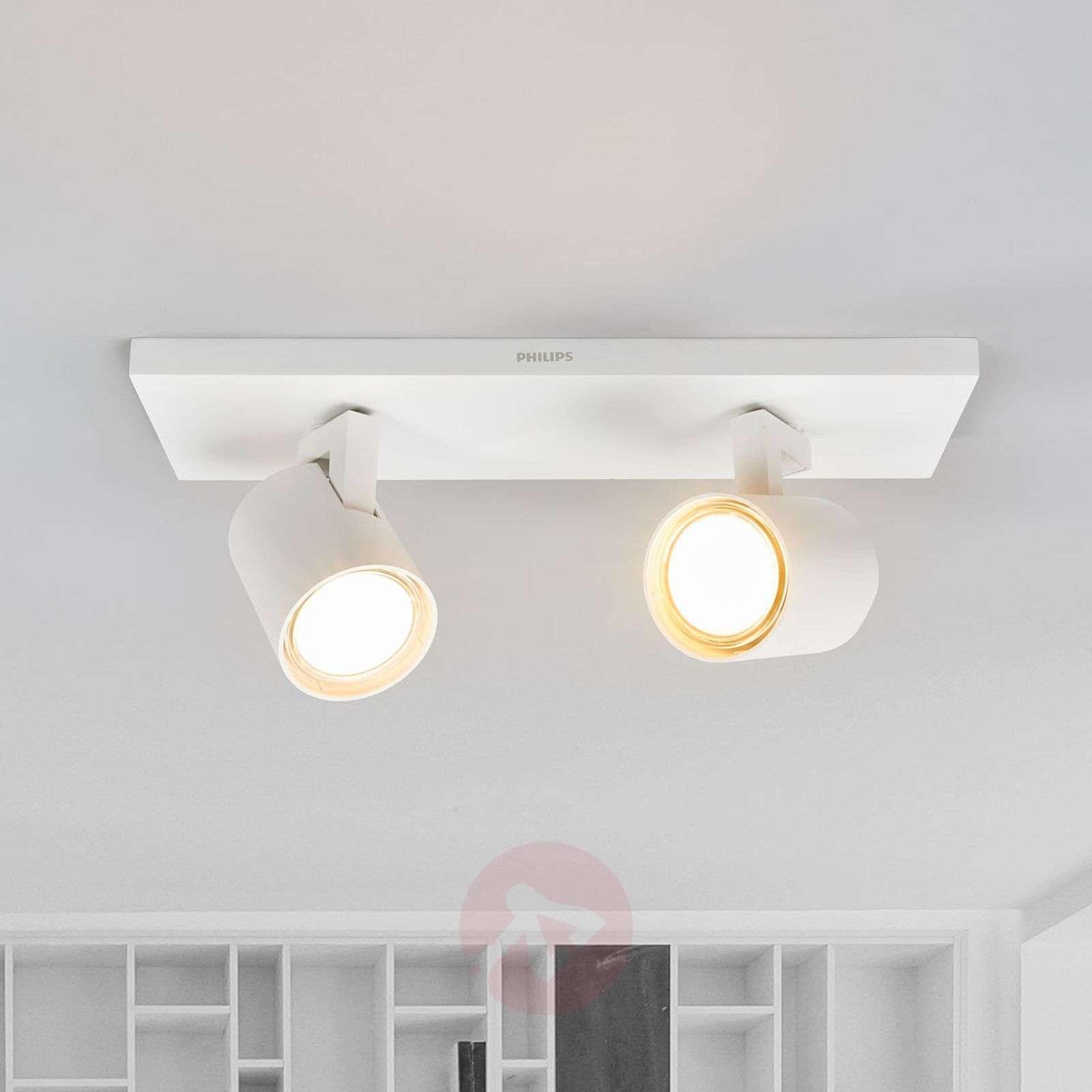 2-bulb LED ceiling light Runner