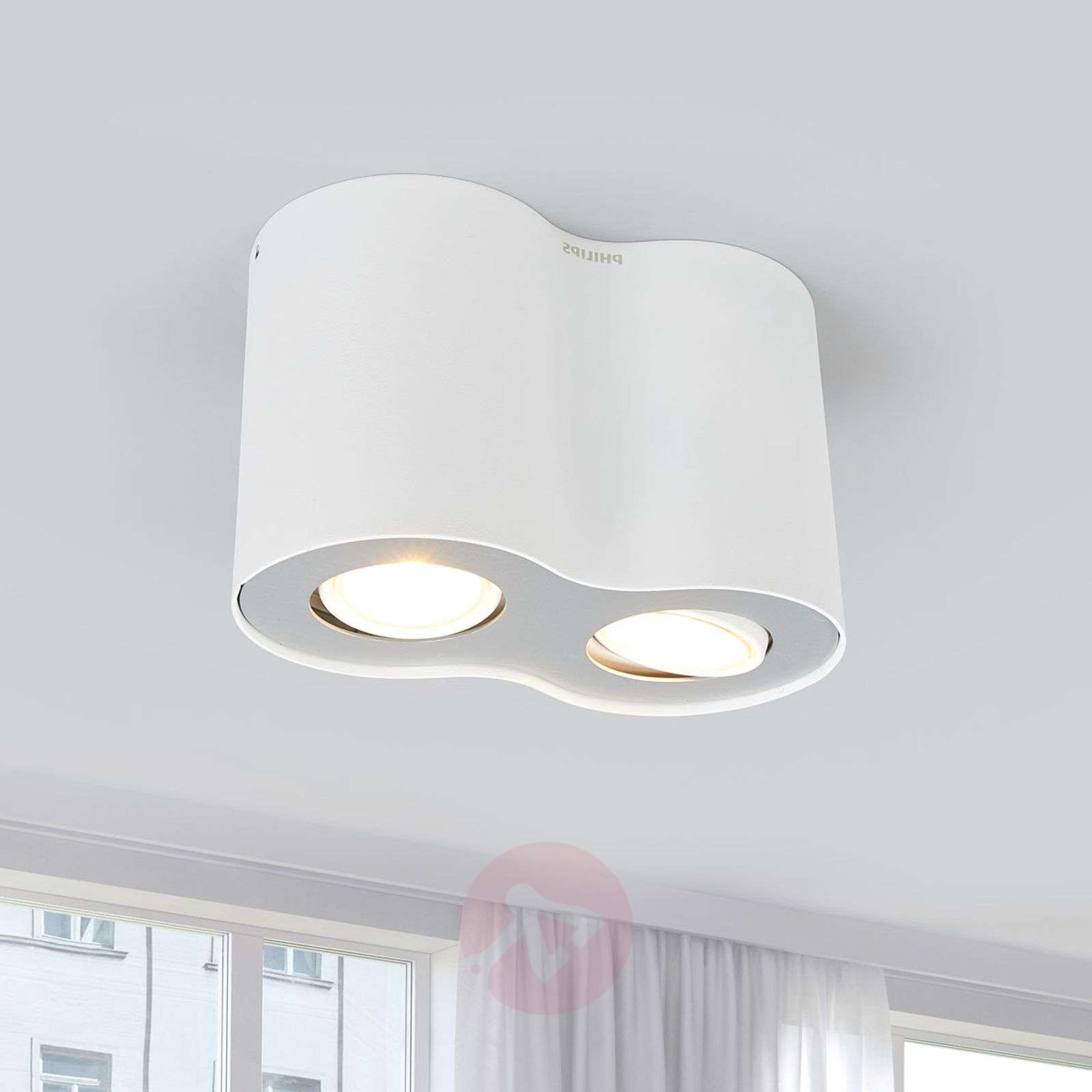 2 bulb led surface mounted ceiling light pillar lights 2 bulb led surface mounted ceiling light pillar 7531895 01 aloadofball Image collections