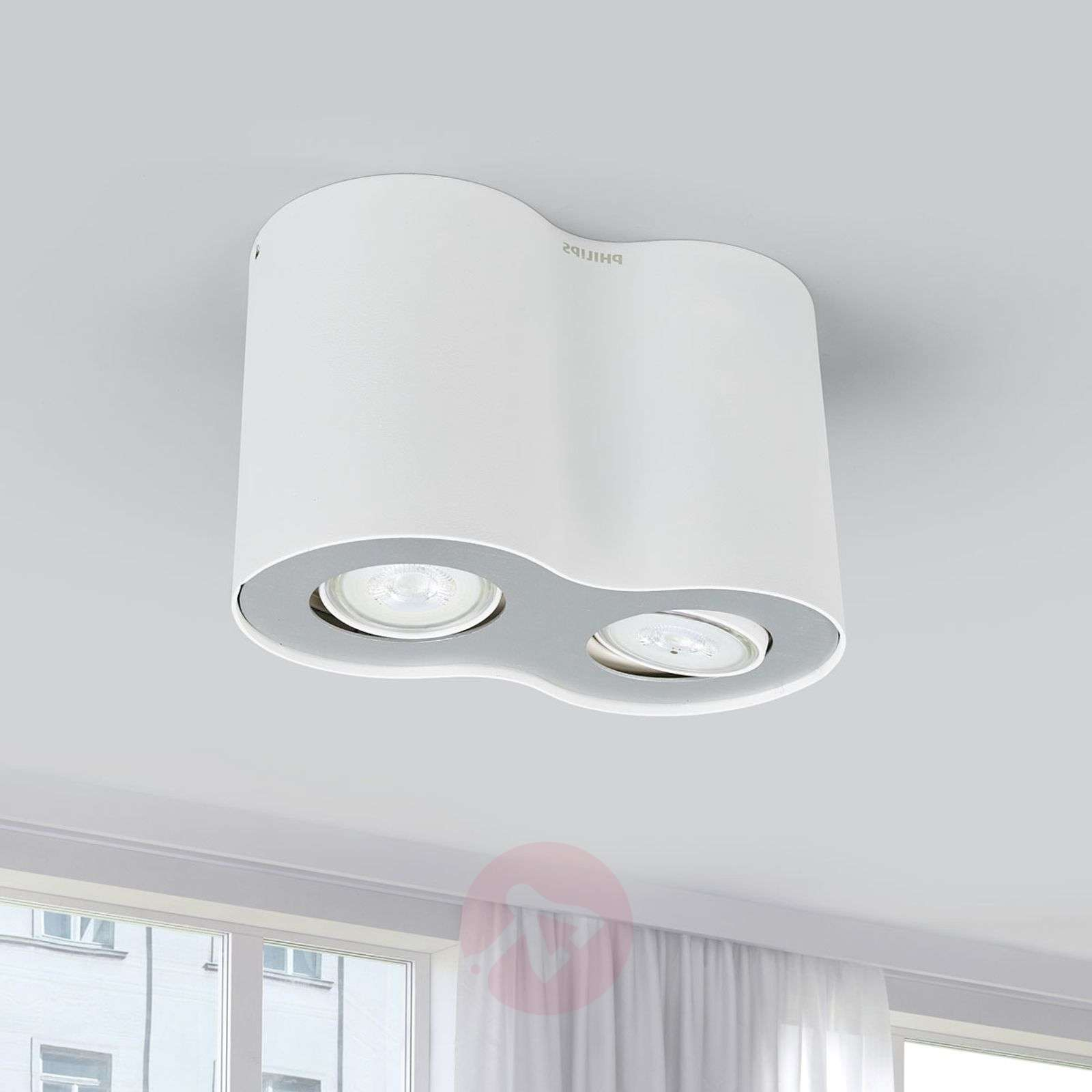2 bulb led surface mounted ceiling light pillar lights 2 bulb led surface mounted ceiling light pillar 7531895 01 aloadofball Choice Image