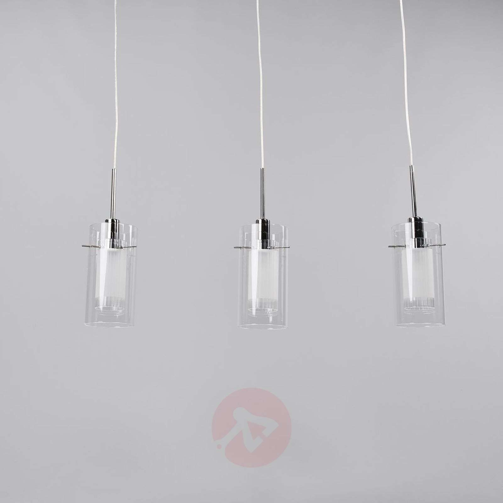 3-light decorative pendant lamp Duo 1-8570074-01