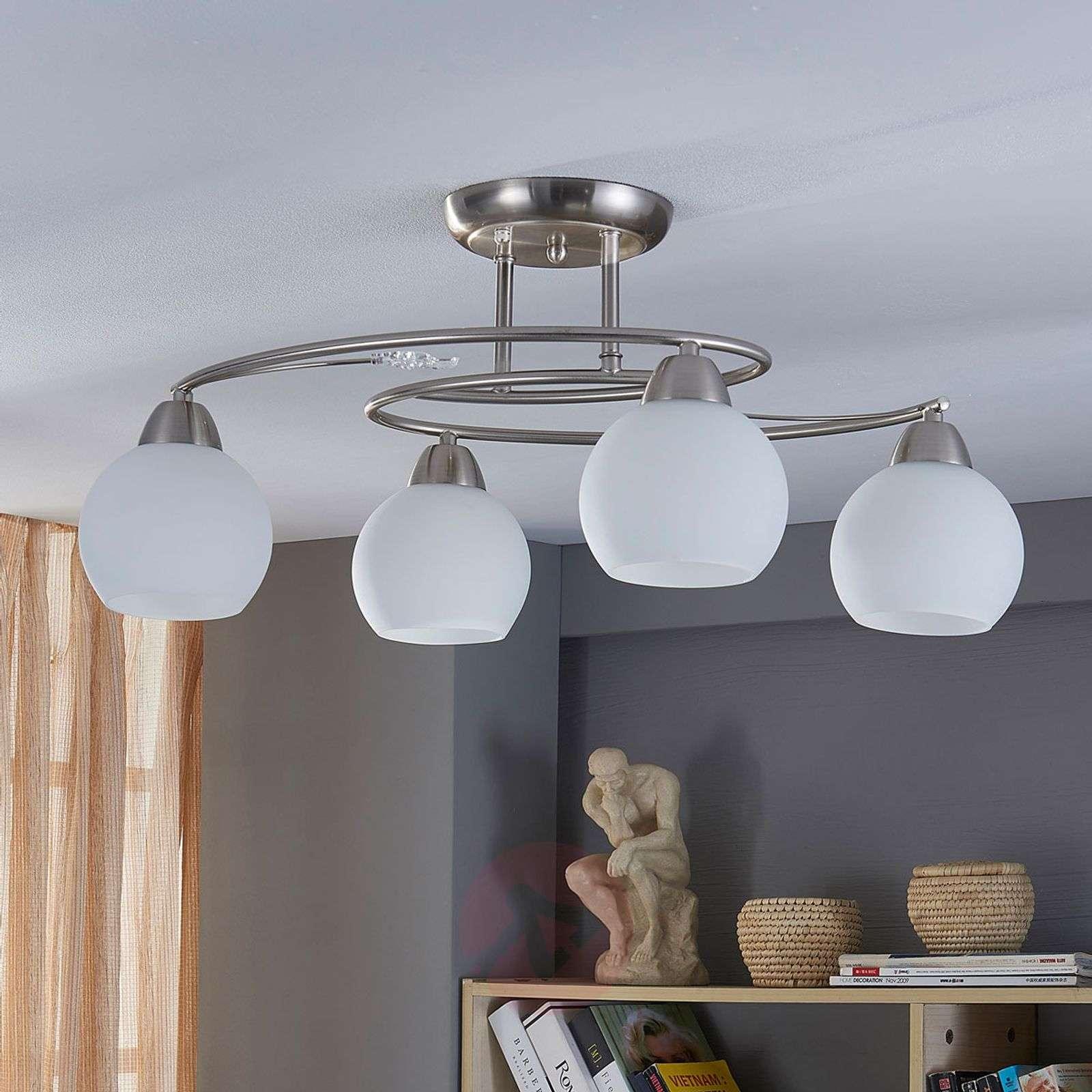 4-bulb ceiling light Svean-9620765-01