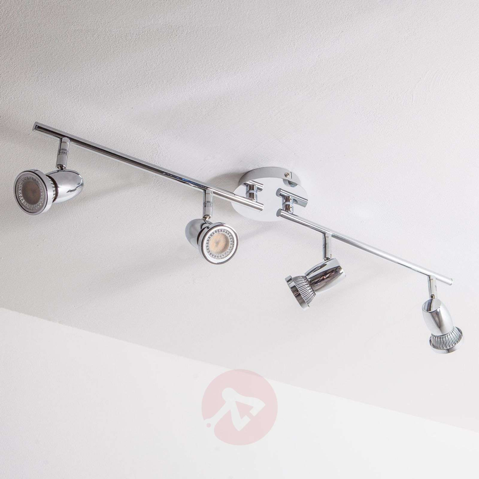 4-bulb GU10 LED ceiling lamp Arminius-9950373-01