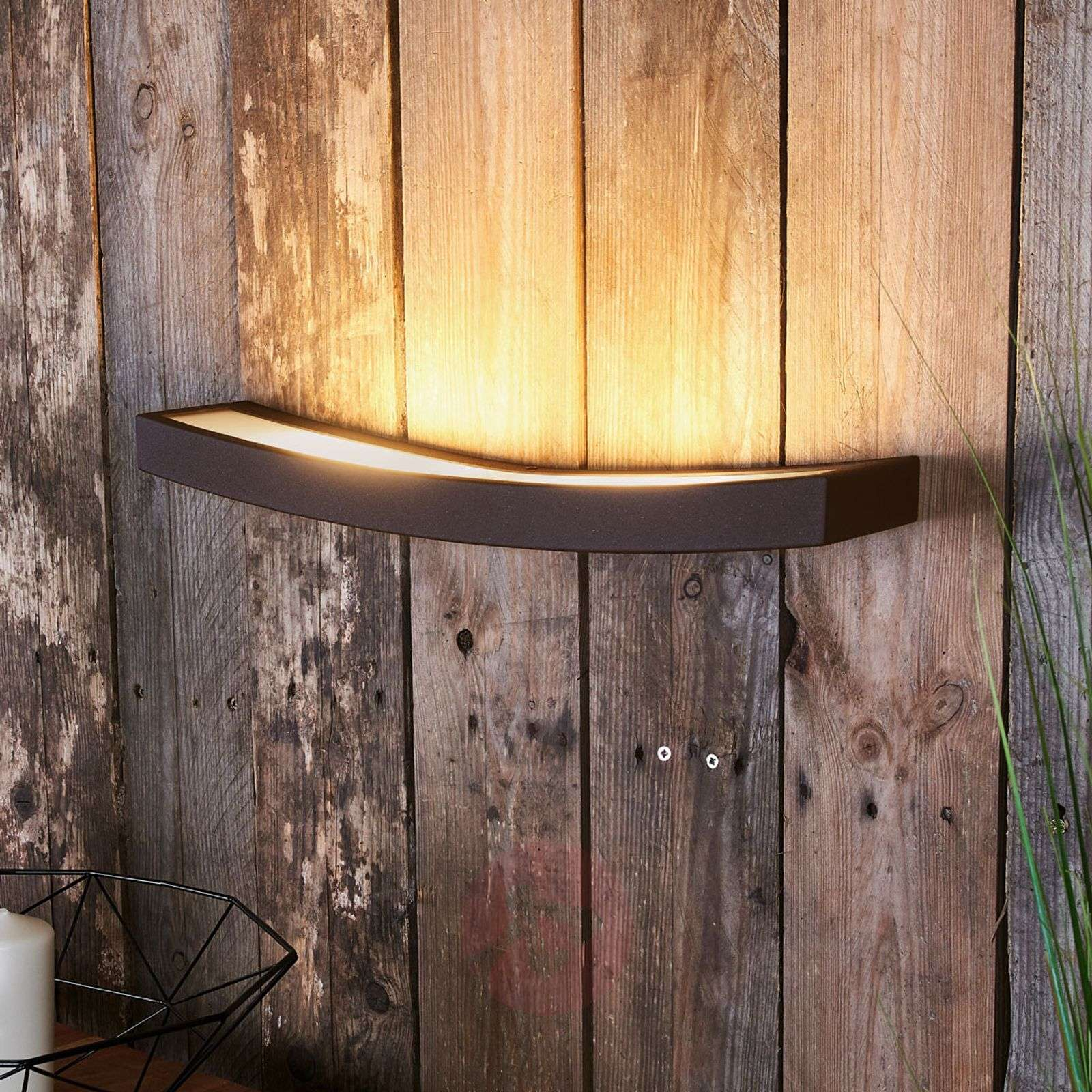 indirect wall lighting. 50 Cm Dolce LED Wall Light With Indirect Light-4011725-01 Lighting