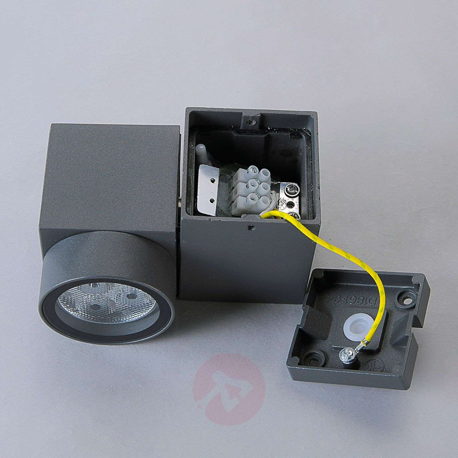 Adjustable LED outdoor spotlight Lorelle-9618048-01