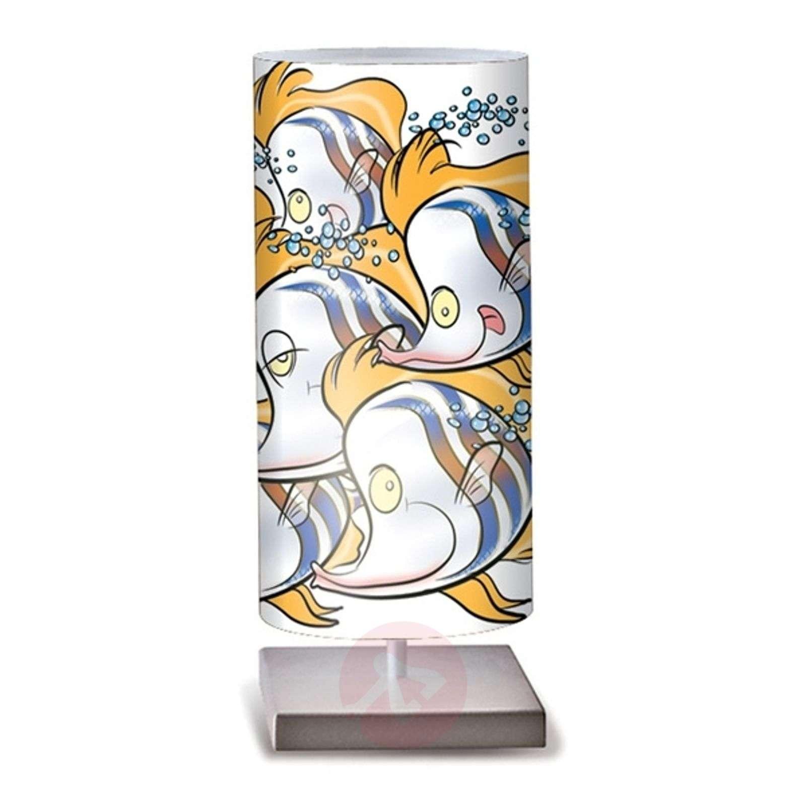 Adorable table lamp Pesci-1056058-01