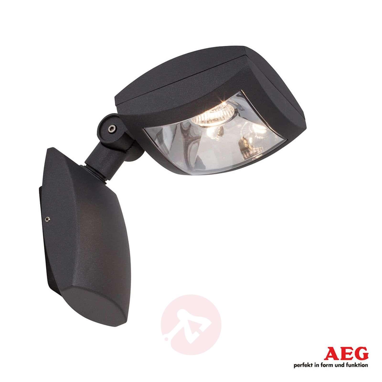 AEG Guardiano pivotable LED outdoor spotlight-3057138-01