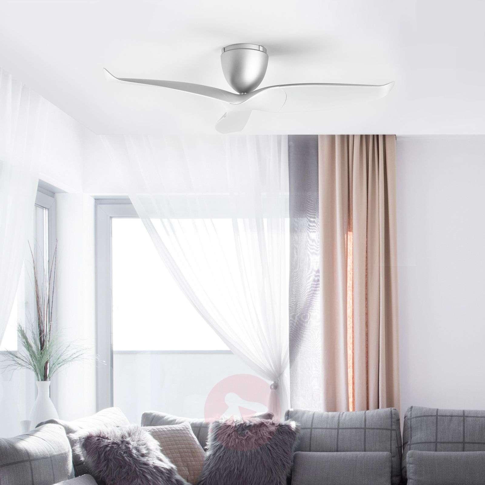 Aeratron ceiling fan, silver, 109.2 cm-1068010-011
