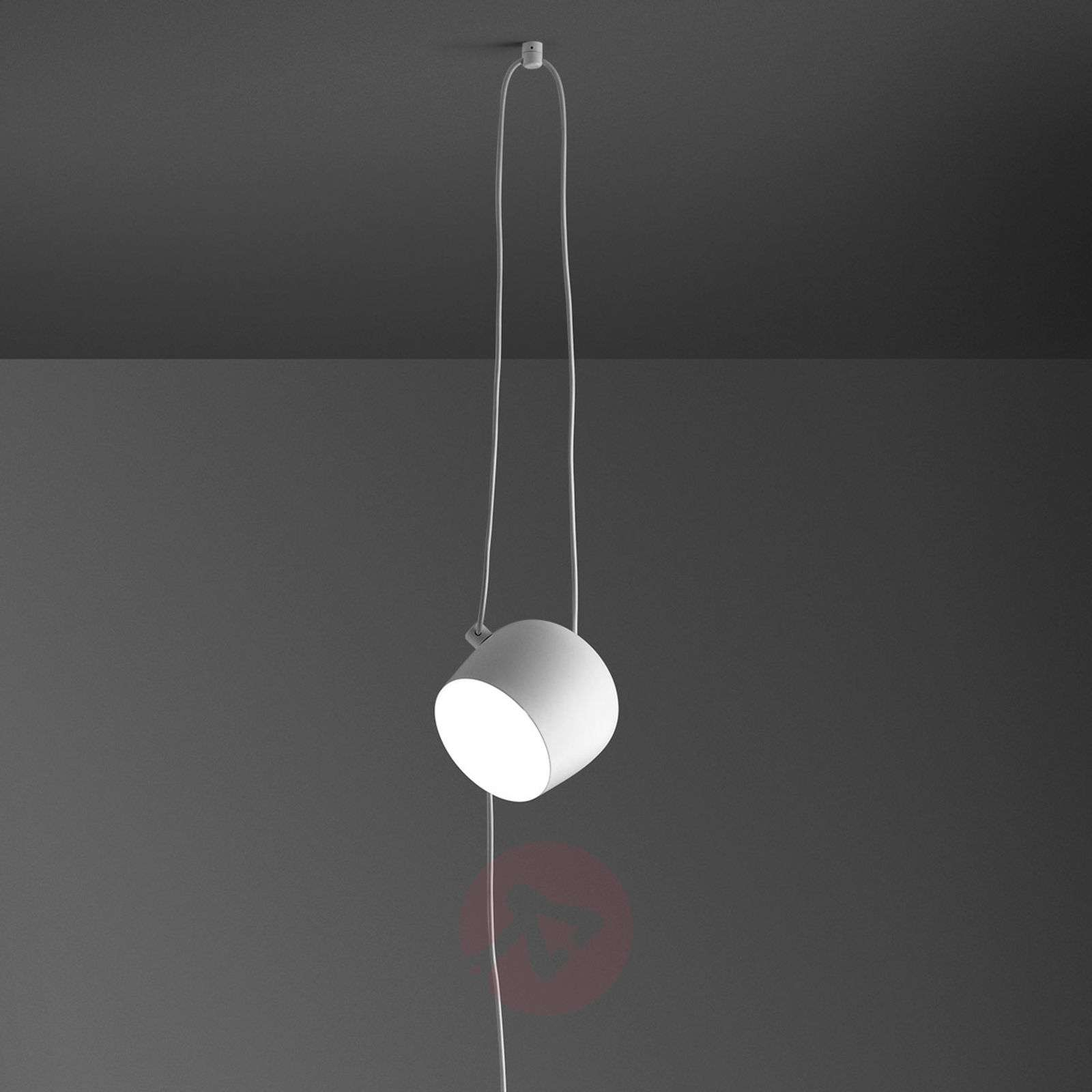 Aim Led Designer Pendant Lamp White