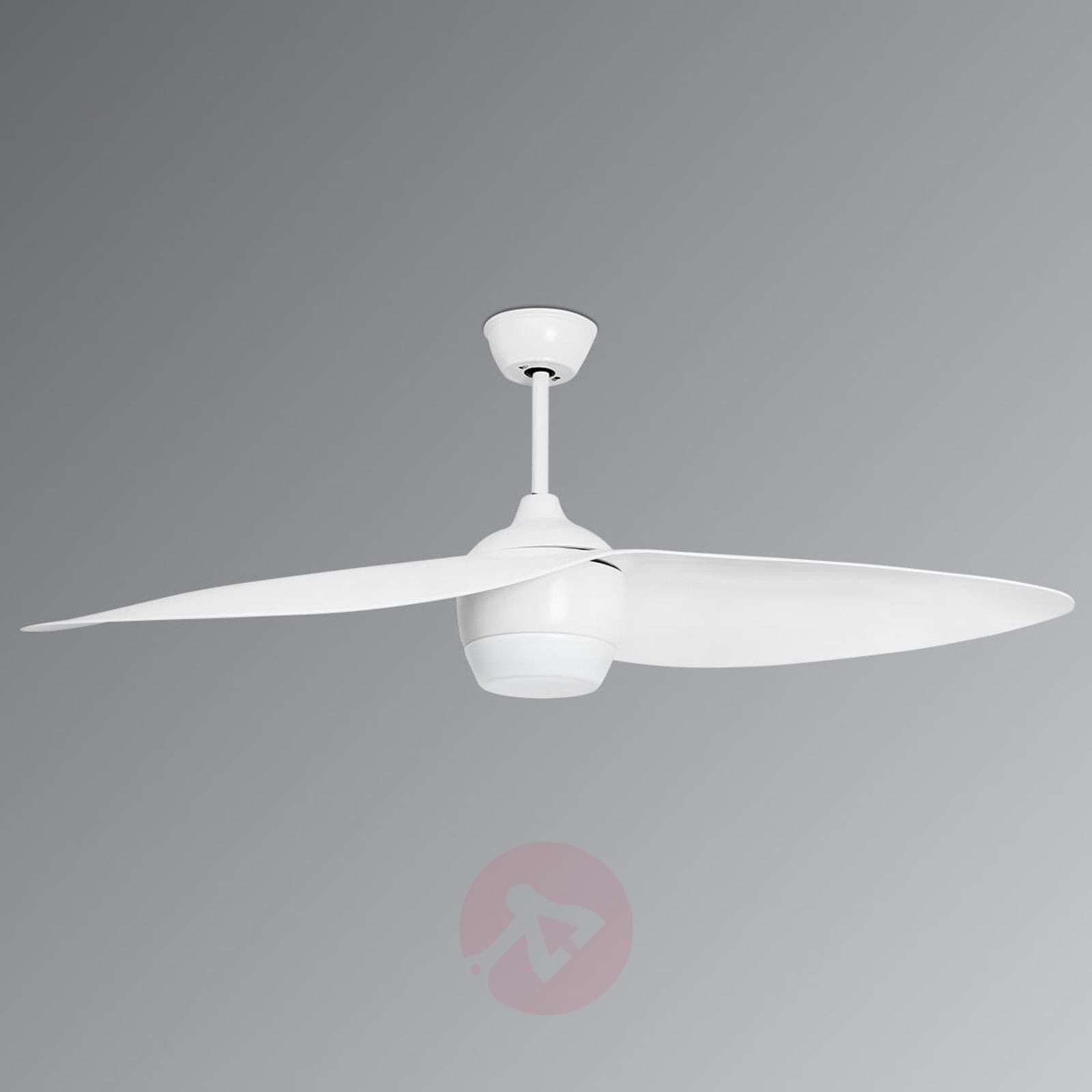 Alaska White Led Ceiling Fan 3505386 01