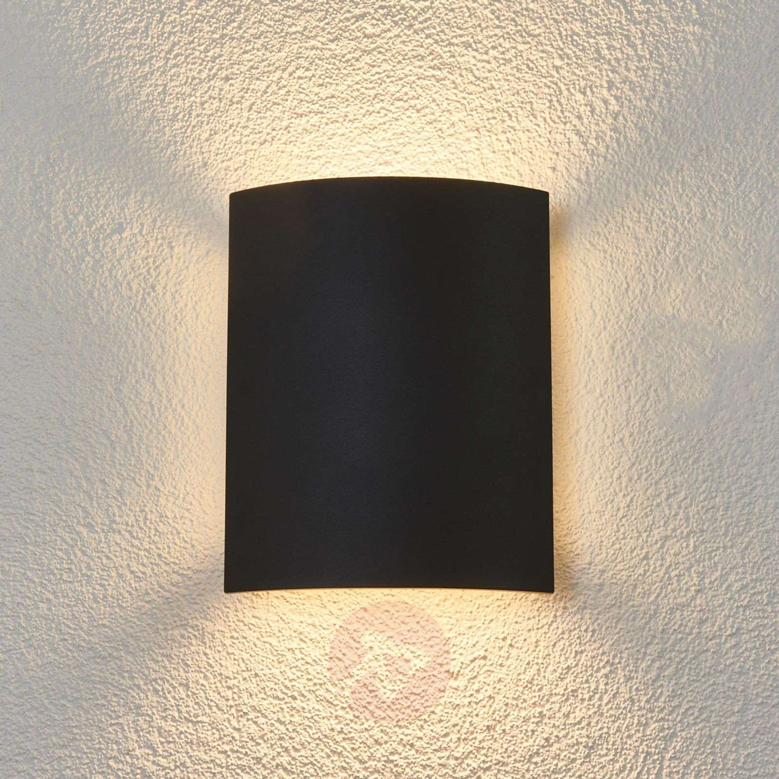 Aluminium IP54 LED outdoor wall light Tyra-9616100-01