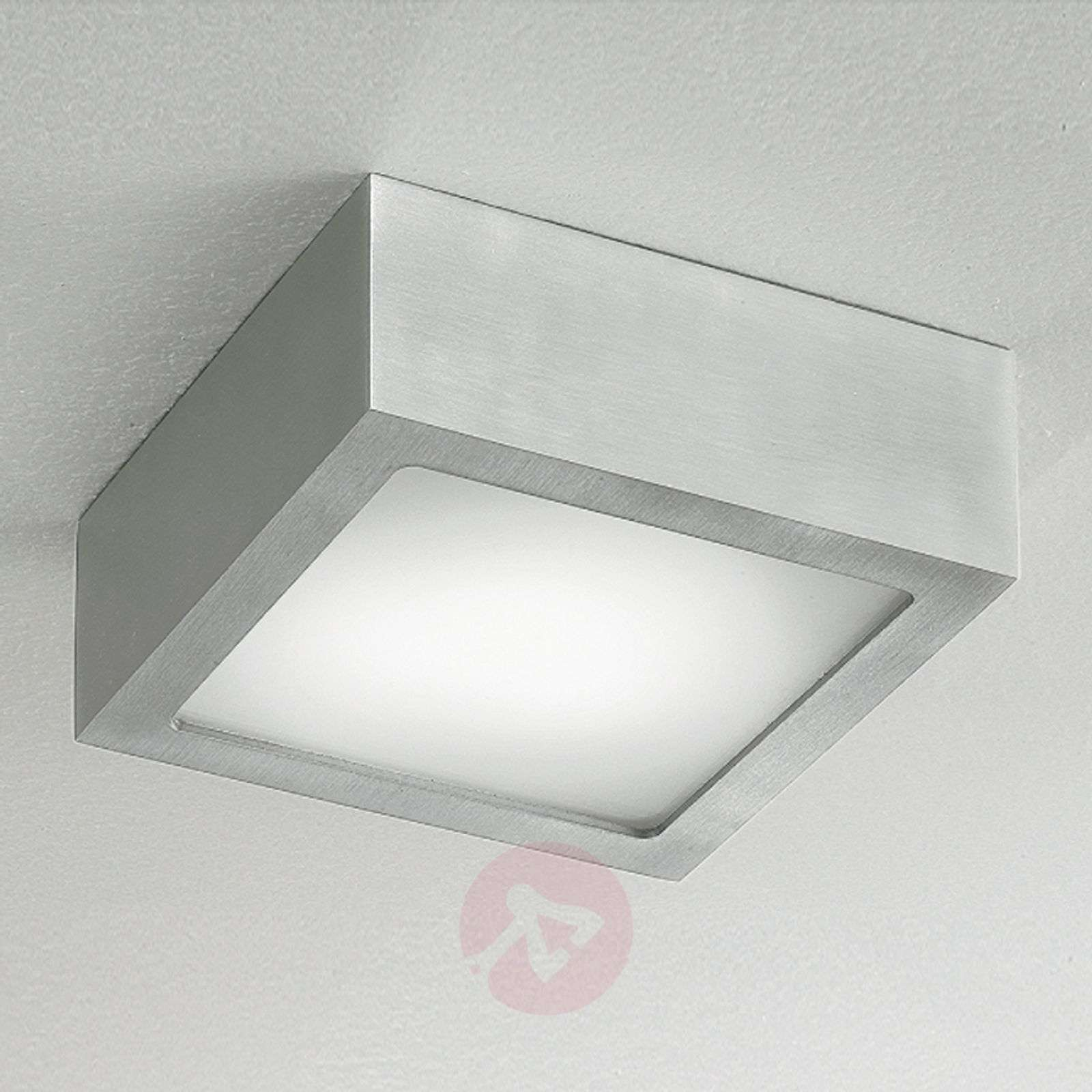 Aluminium Ray LED Wall Light With Glass Cover
