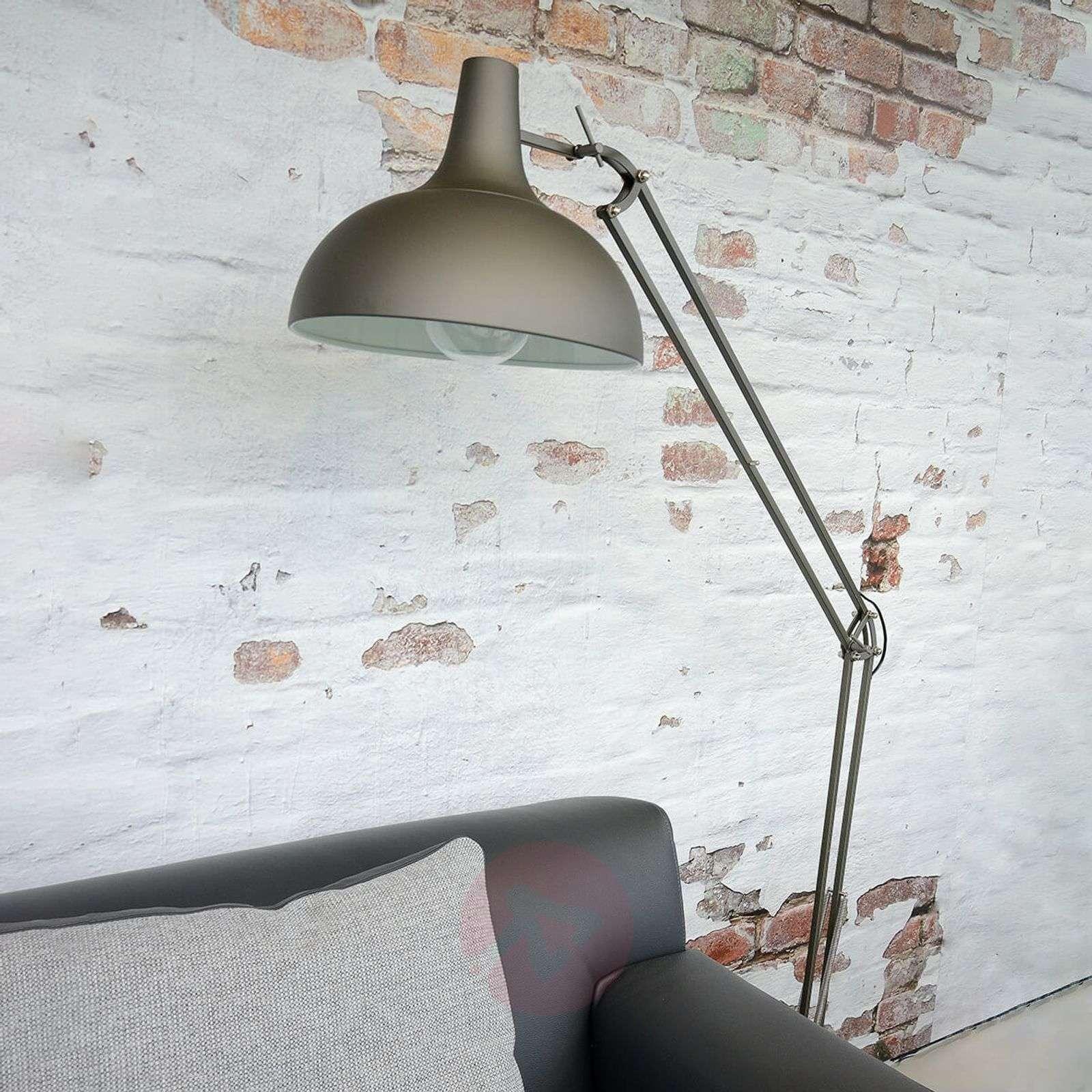 Amazingly flexible floor lamp Watsie-6055162-01
