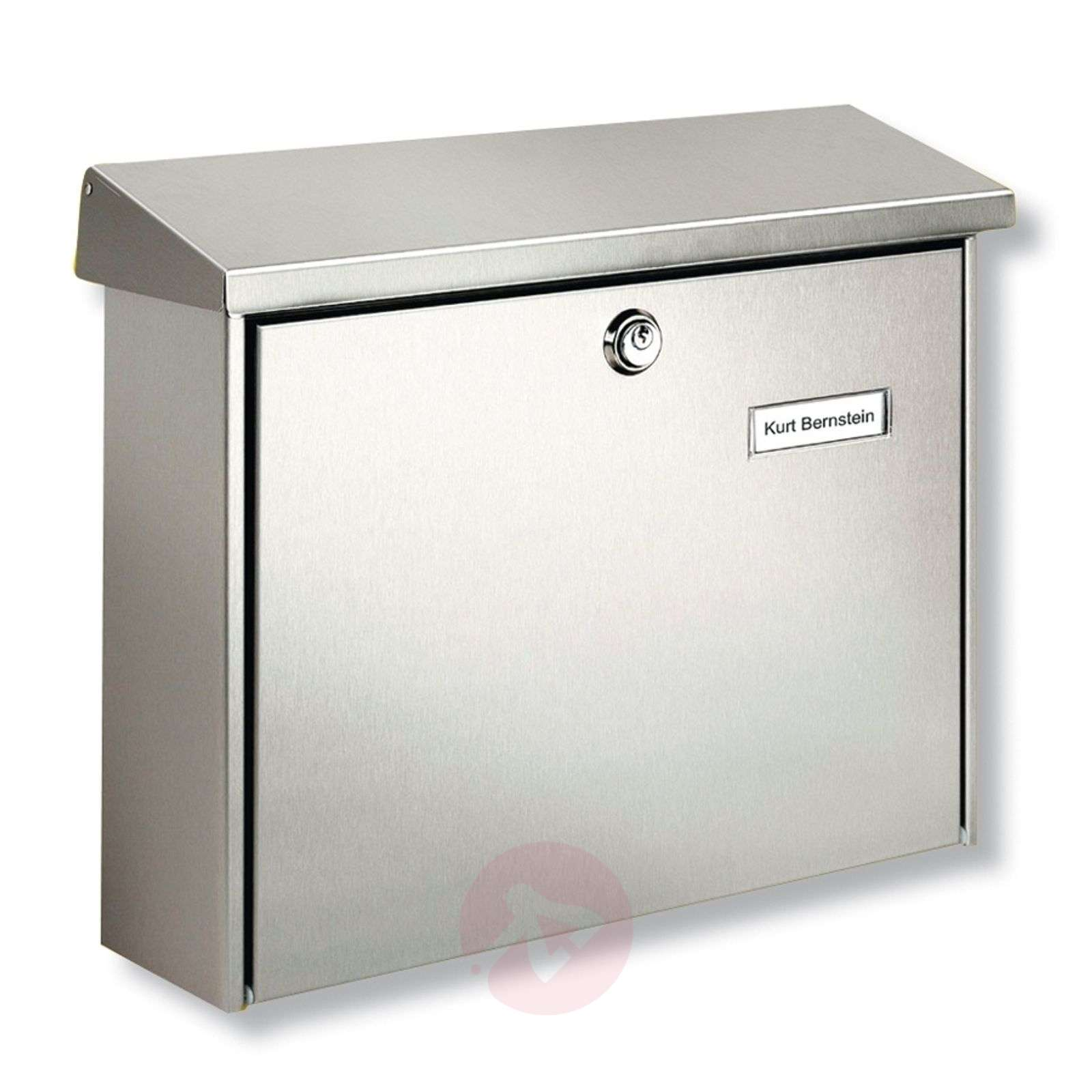 Amrum letter box with protective coating-1532029-01