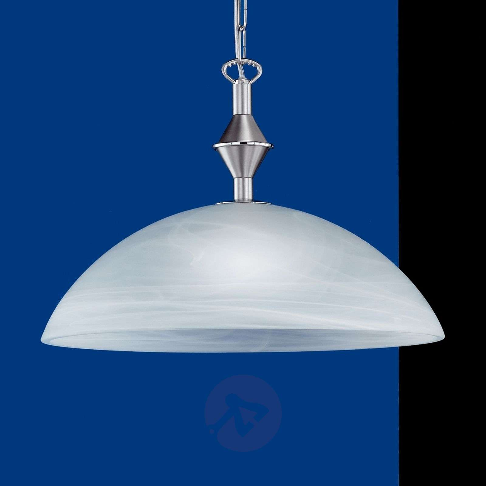 Amsterdam Hanging Light Decorative Matte Nickel-4509148-02
