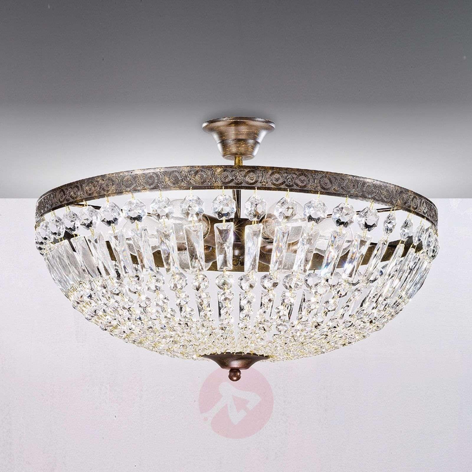 Andara ceiling light, Ø 60cm-7253750-01