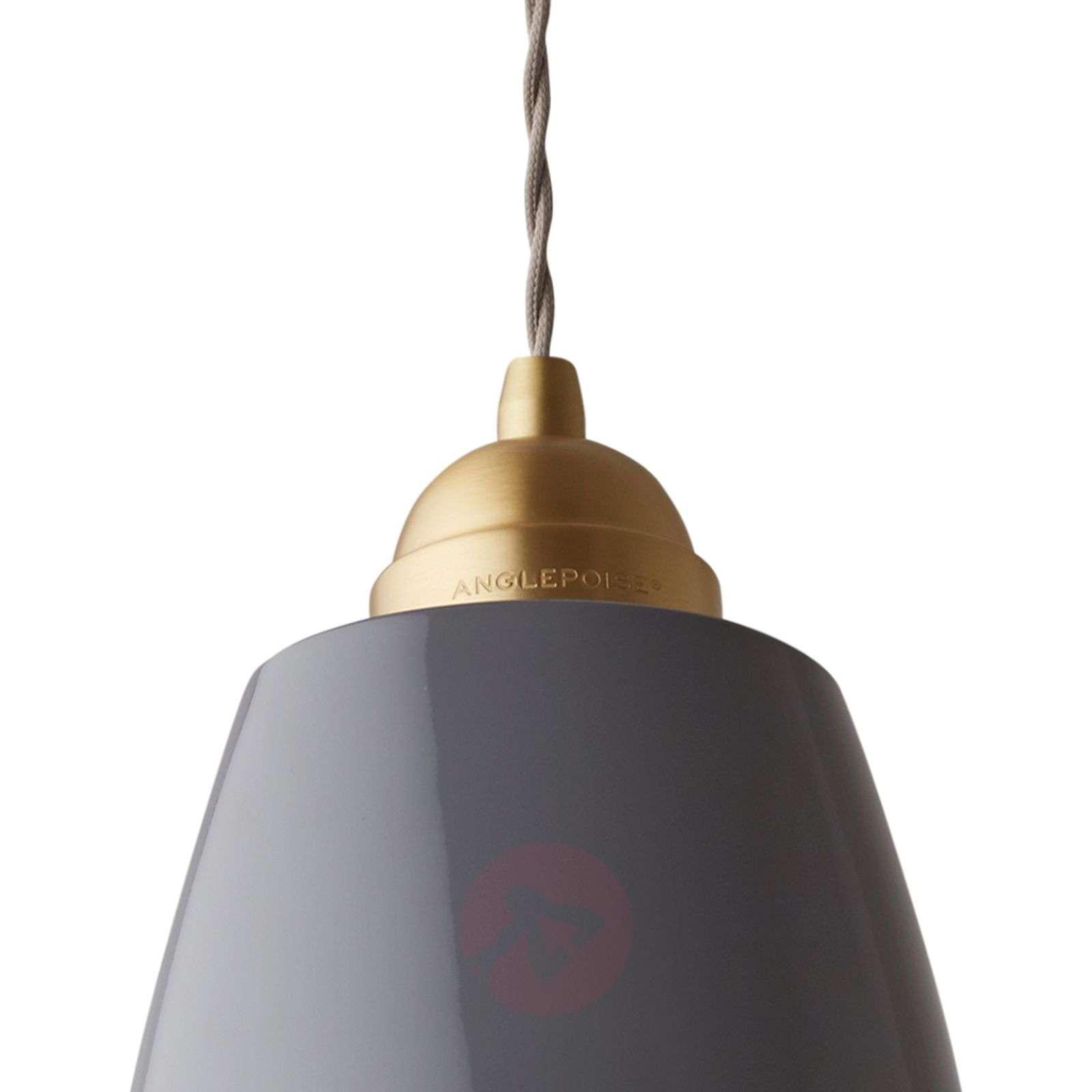 Anglepoise Original 1227 Maxi brass pendant lamp-1073087X-01