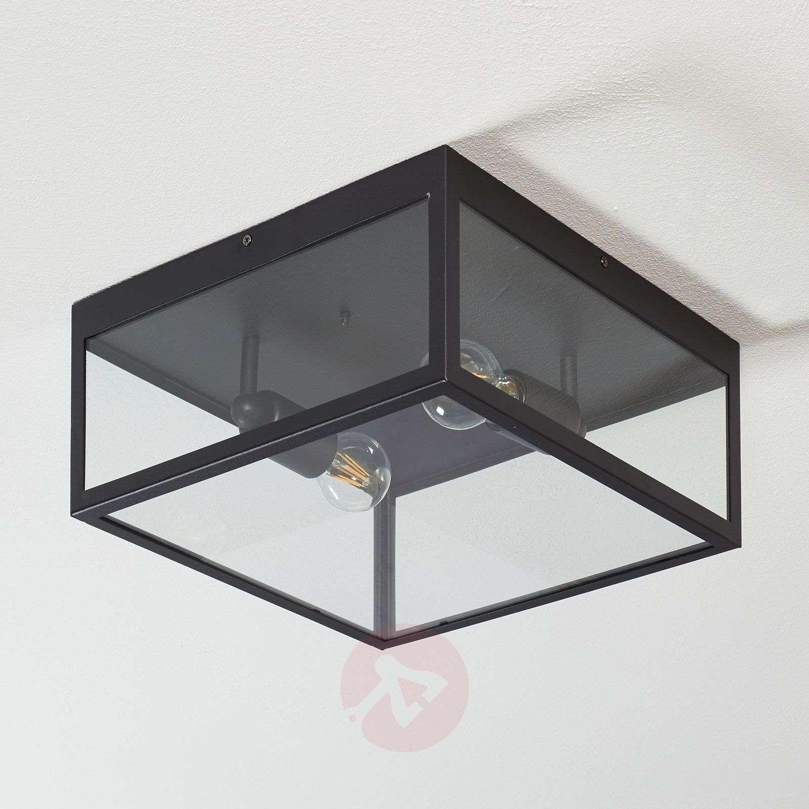 Angular Charterhouse vintage ceiling light-3031782-01