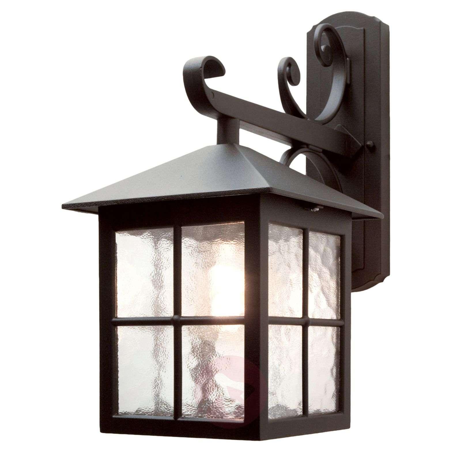 Angular outdoor wall light Winchester-3048427-01