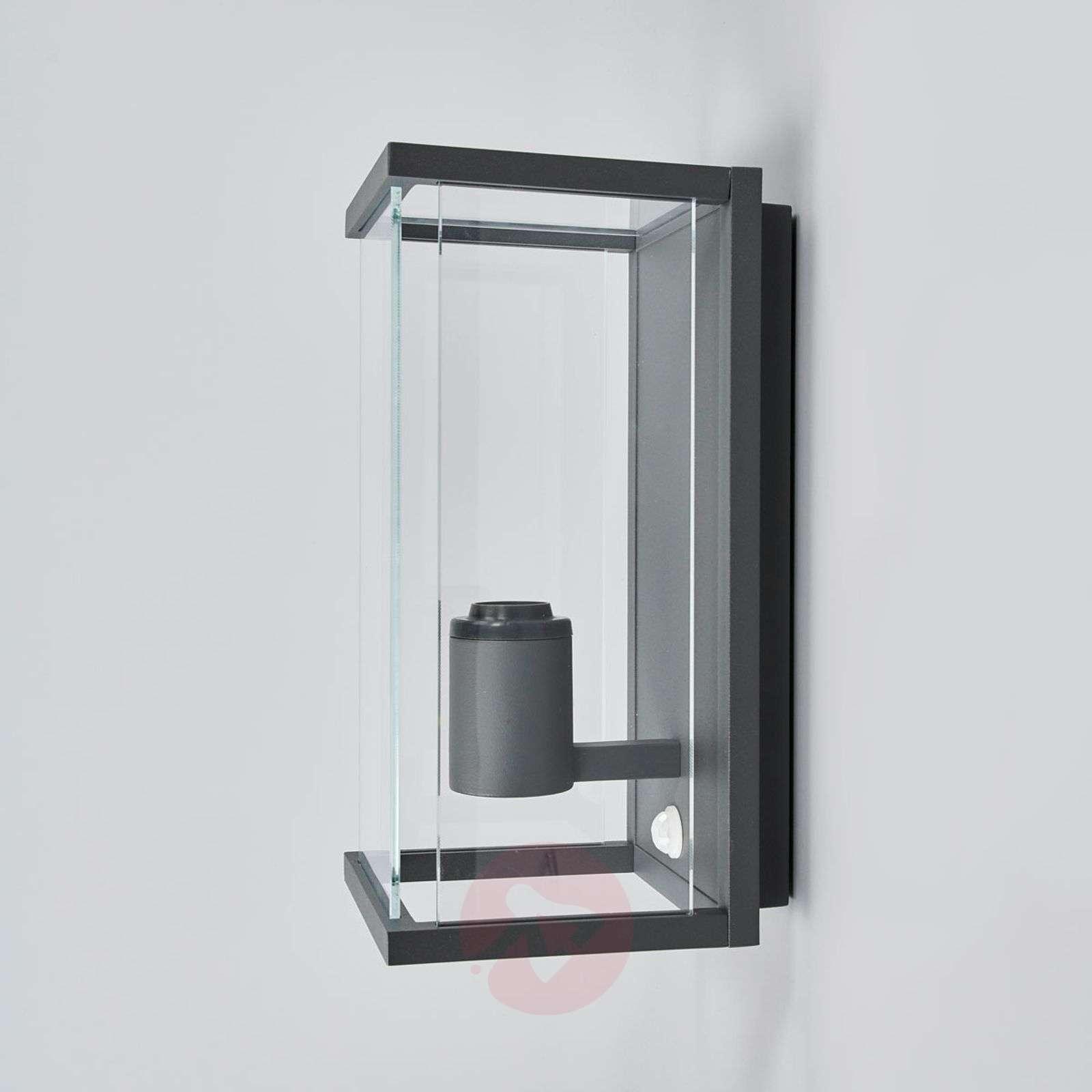 Annalea motion sensor outdoor wall lamp-9616123-01