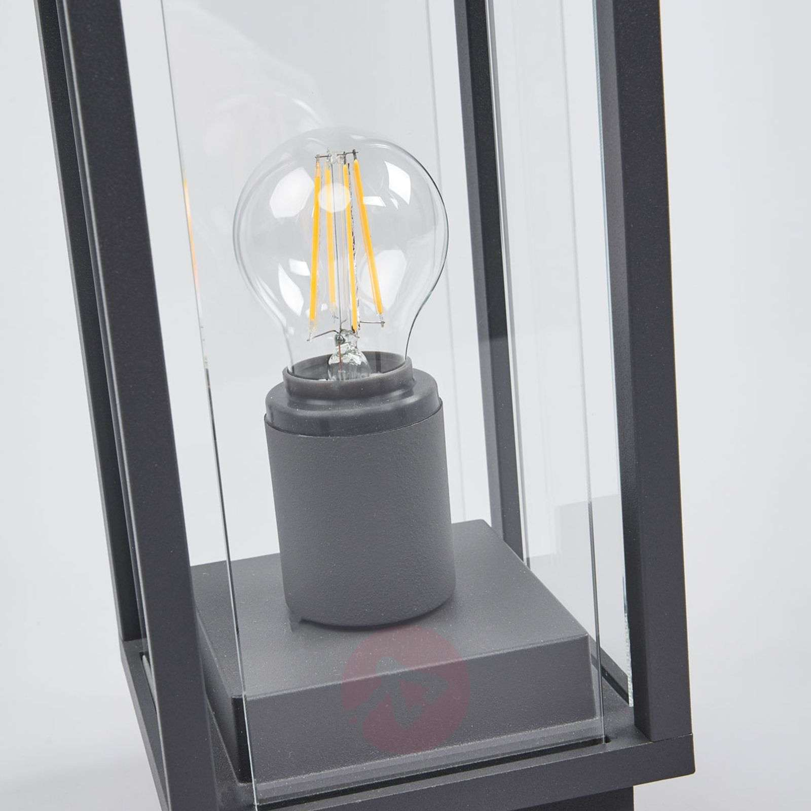 86ea419129e ... Annalea pillar light with angular shape-9616112-01 ...