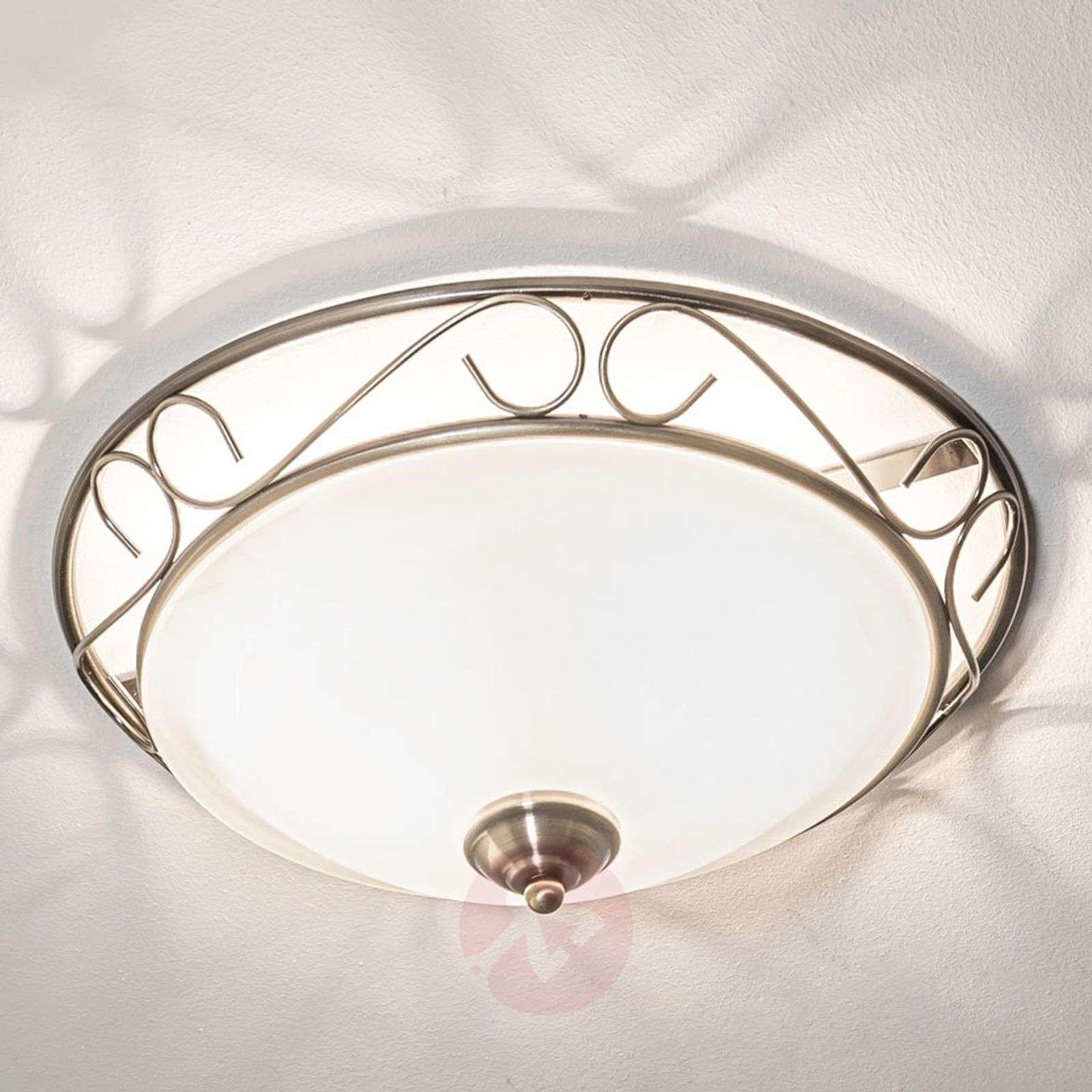 Anneke romantic-playful ceiling lamp-8570202-01