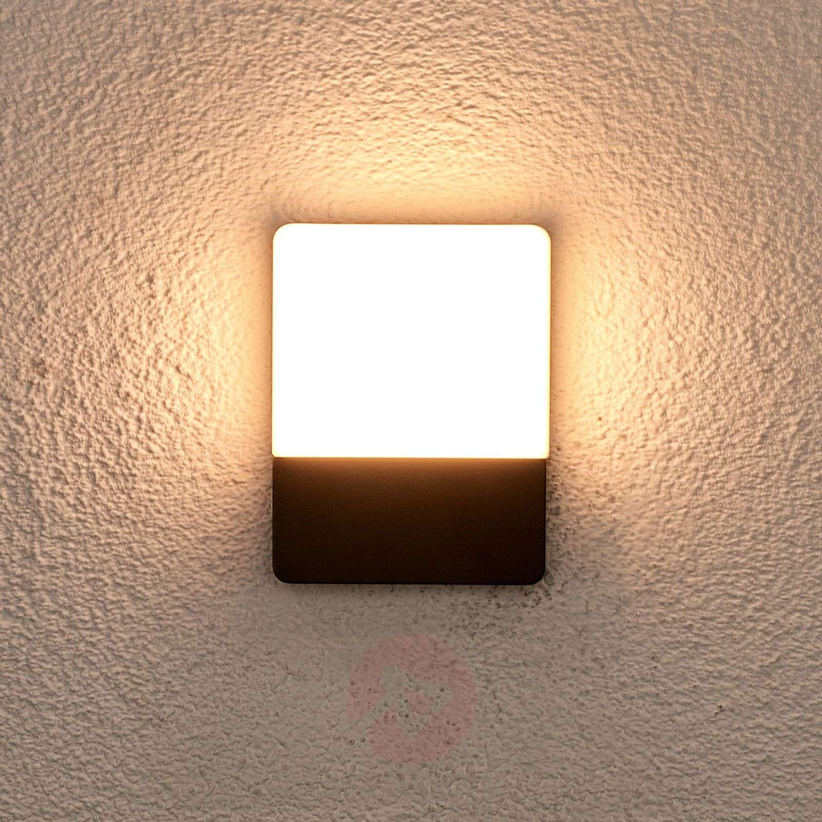 Annu angular LED outdoor wall light-9647050-02