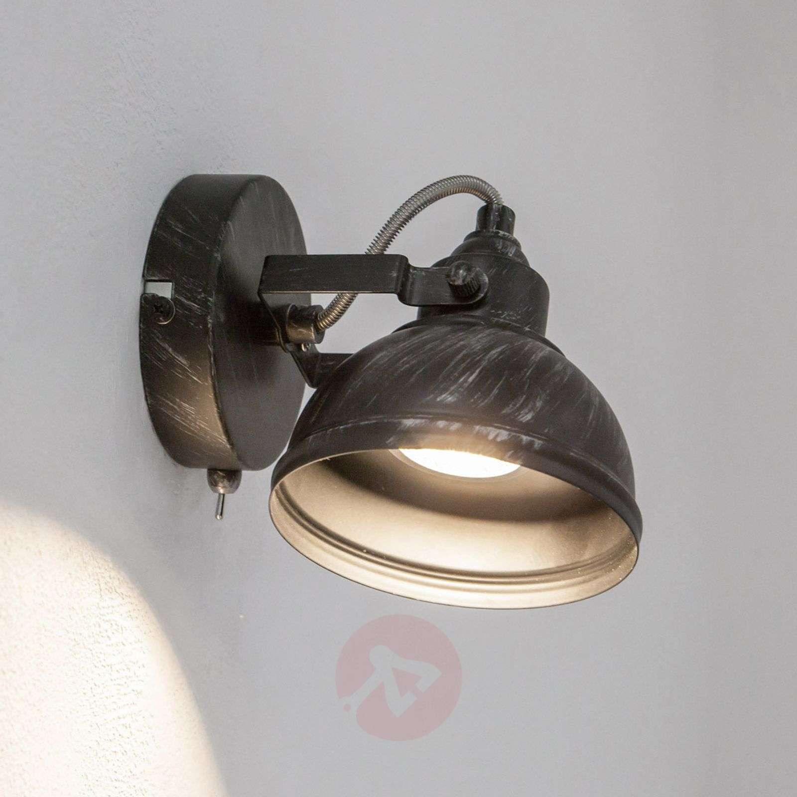 Antique-looking GU10 spotlight Etienne-9634019-010
