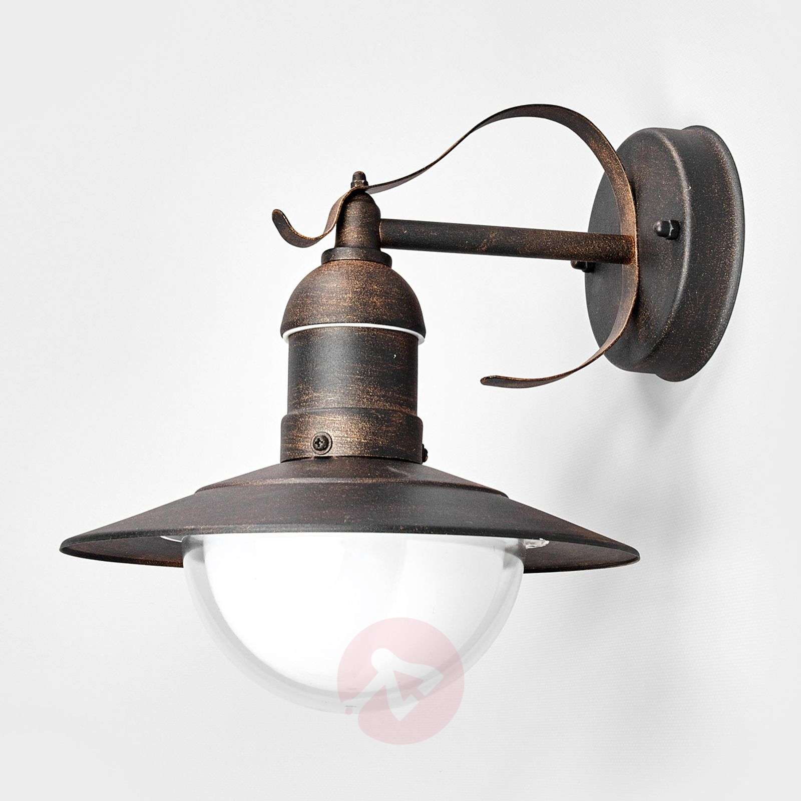 Antique-looking LED outdoor wall light Clea-9960050-01