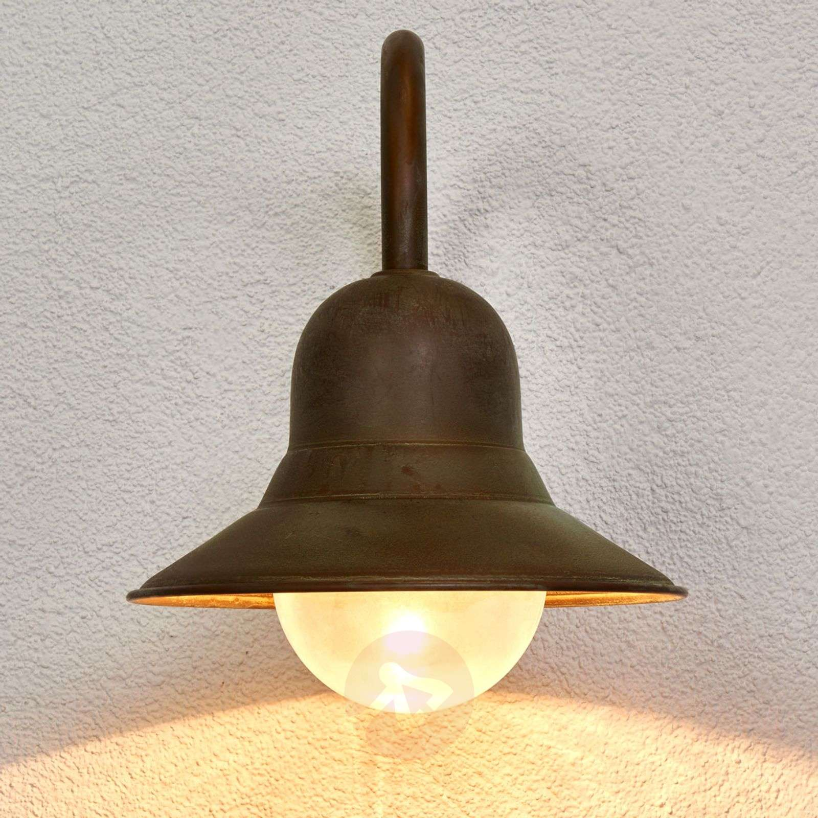 Antique-looking outdoor wall light Marquesa-6515261-01