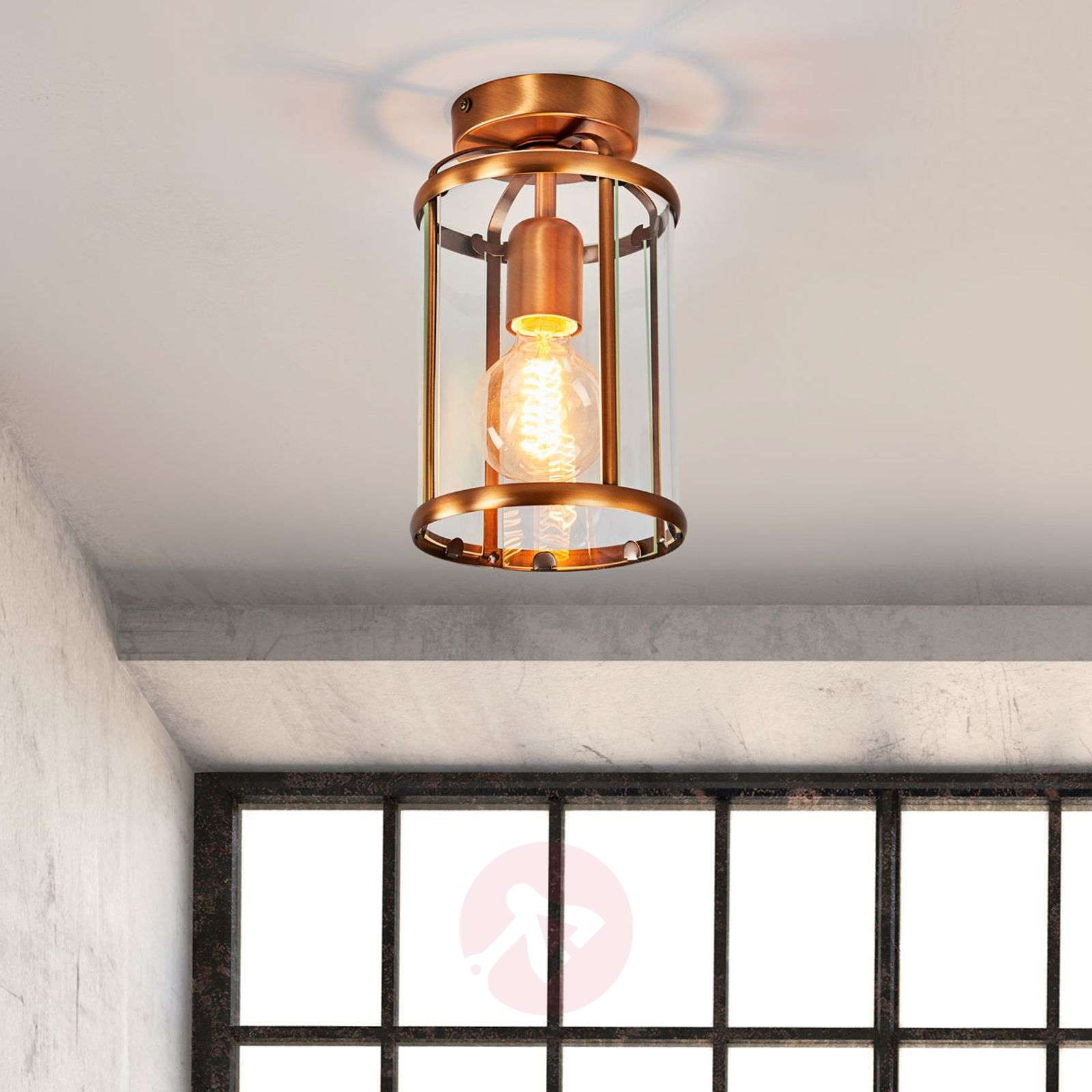 Appealing Pimpernel ceiling light-8509463-01