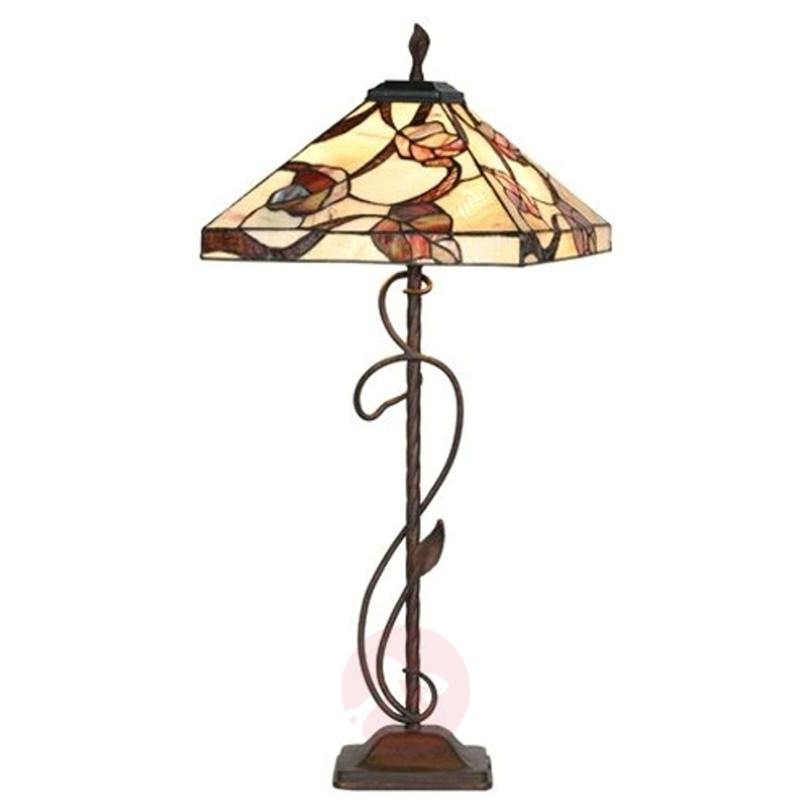 Appolonia floor lamp, Tiffany-style-1032135-01