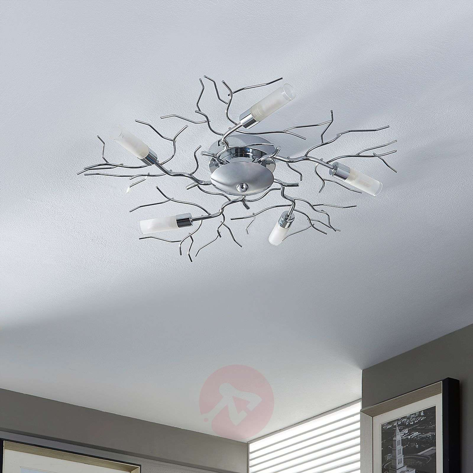 Arboreal LED ceiling lamp Felicity-9620804-024