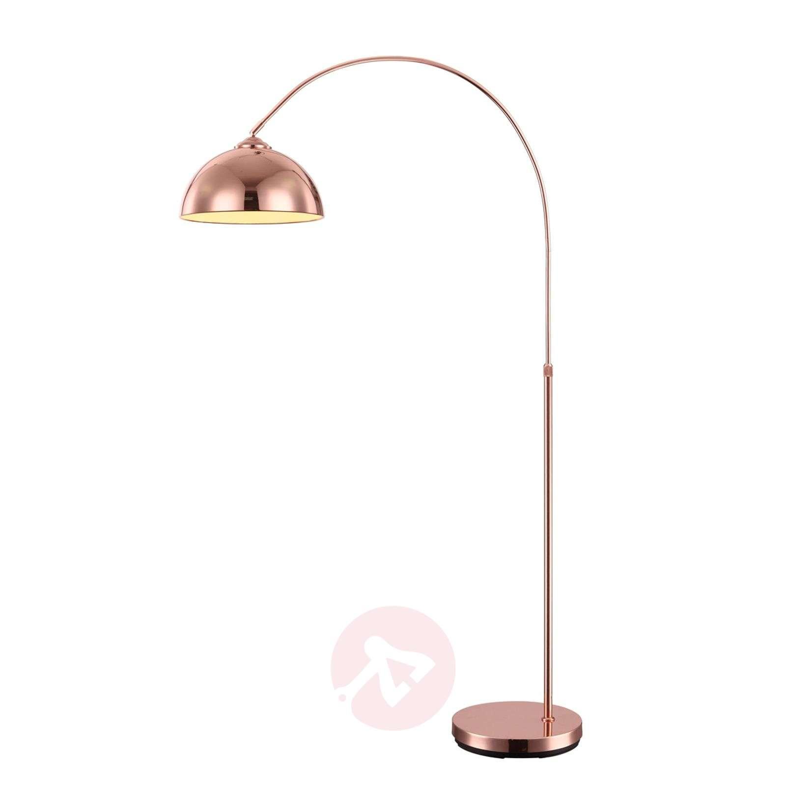 Arc-shaped floor lamp Pelin-4014704-01