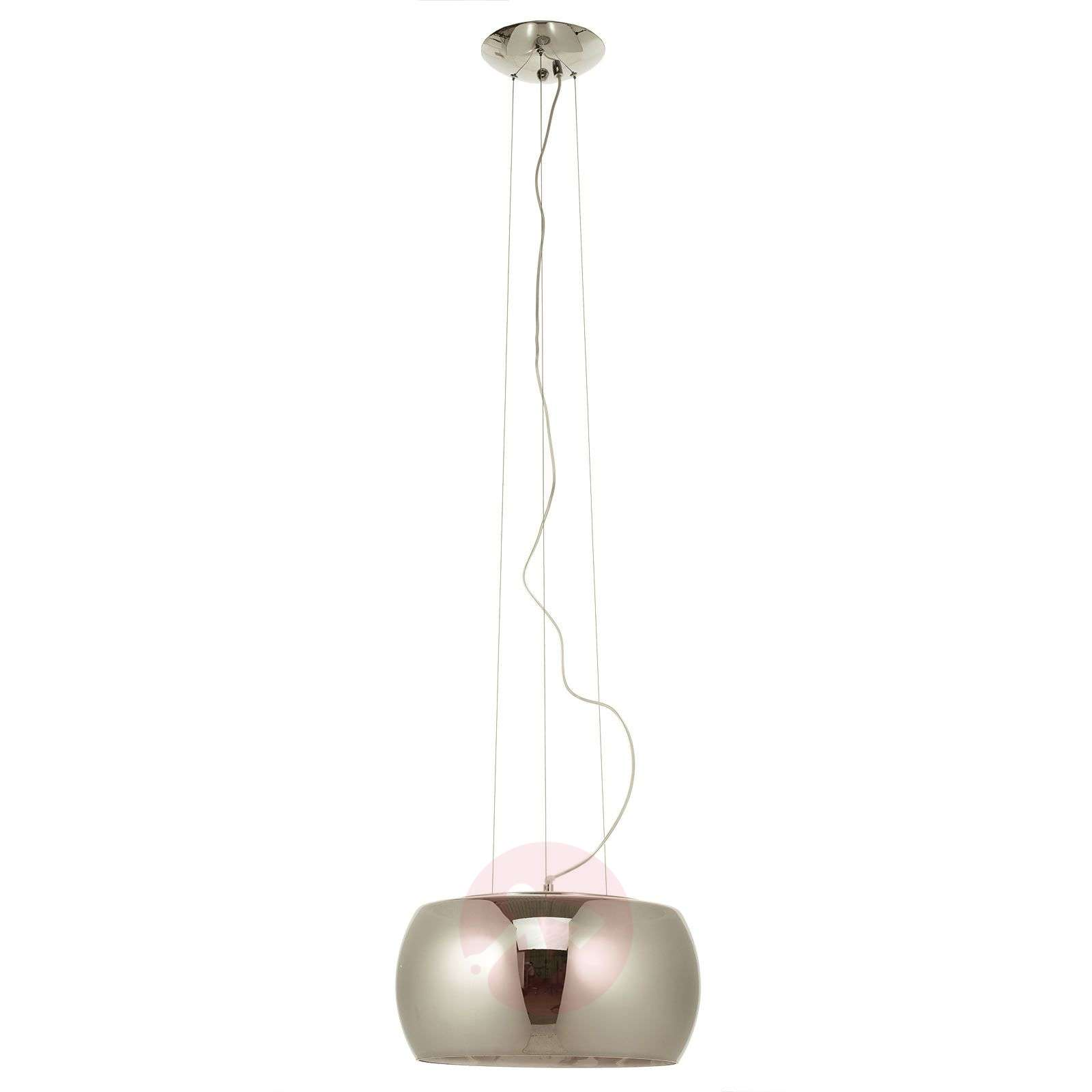 Argos Led Pendant Lamp With Crystal Teardrops