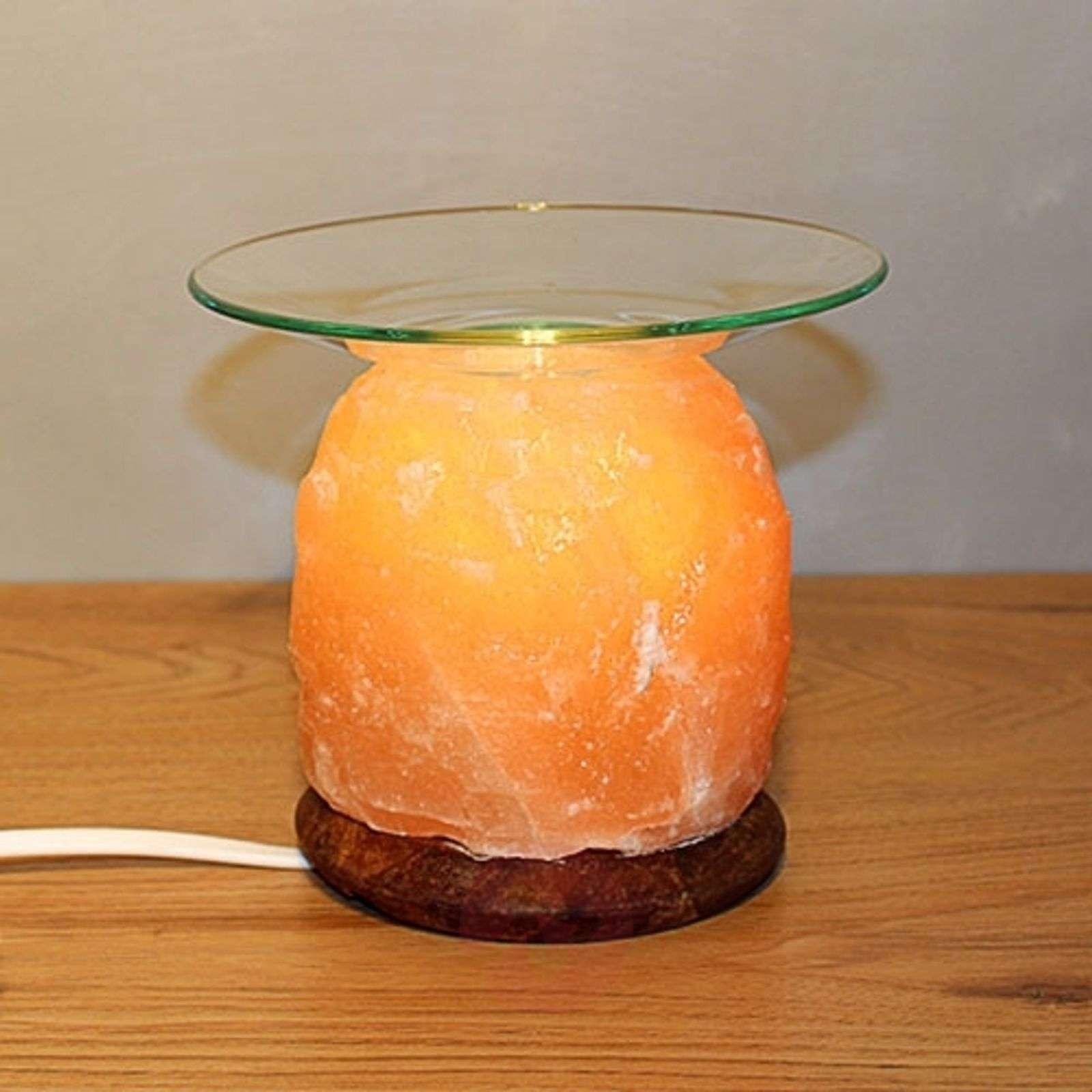 Aroma salt lamp NATURE for atmospheric lighting-9608008-01