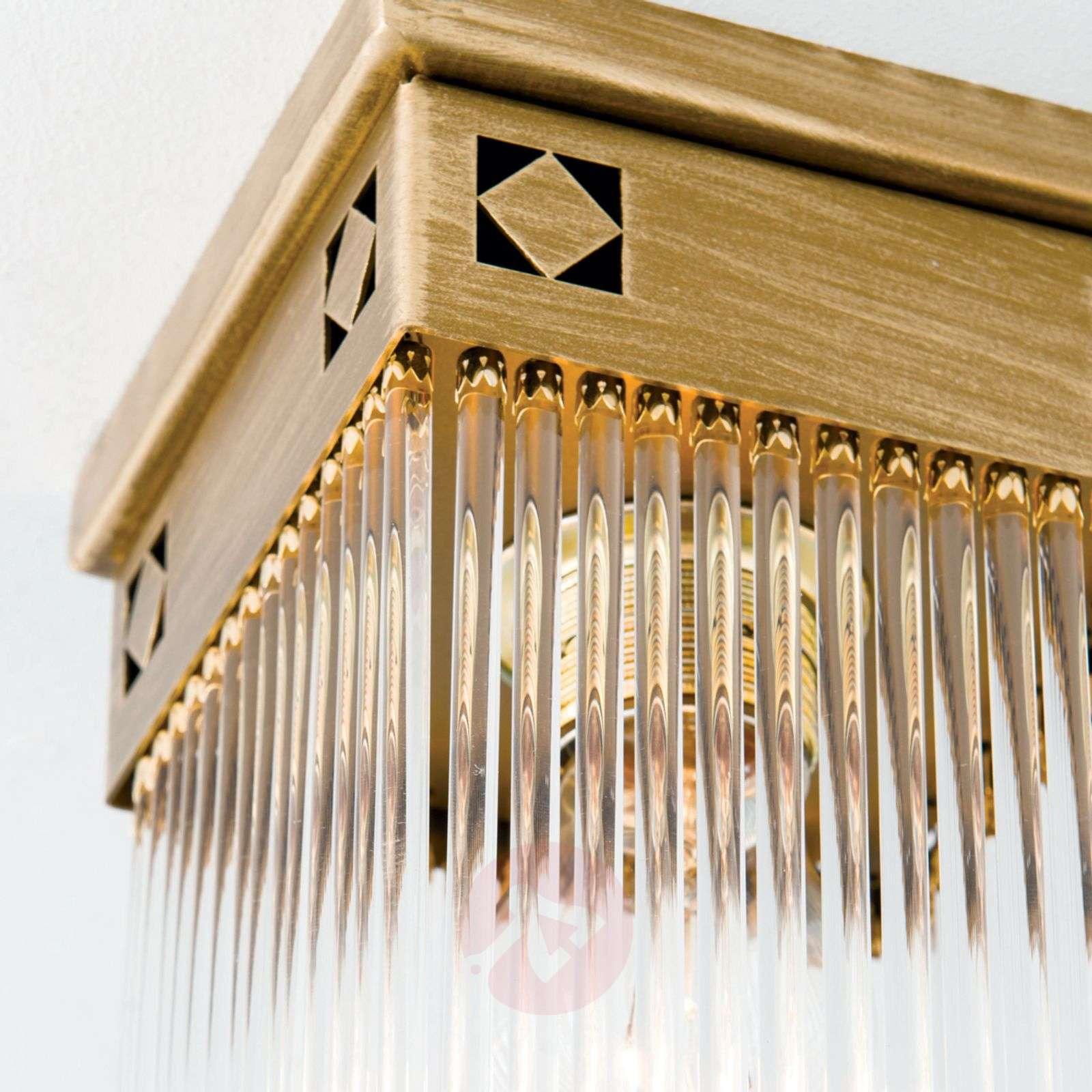 Art deco Frieda ceiling light, 1-bulb-7255203-01