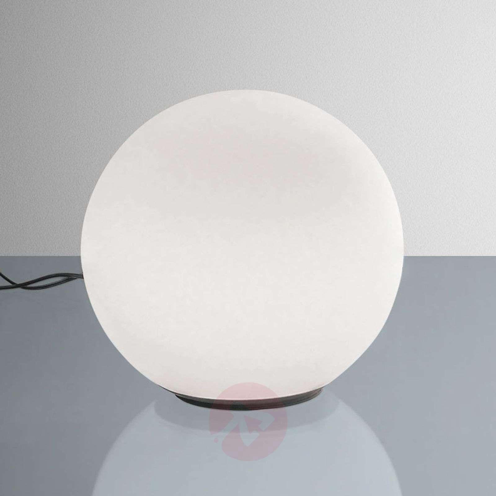 Artemide Dioscuri spherical table lamp, 14 cm-1060166-01