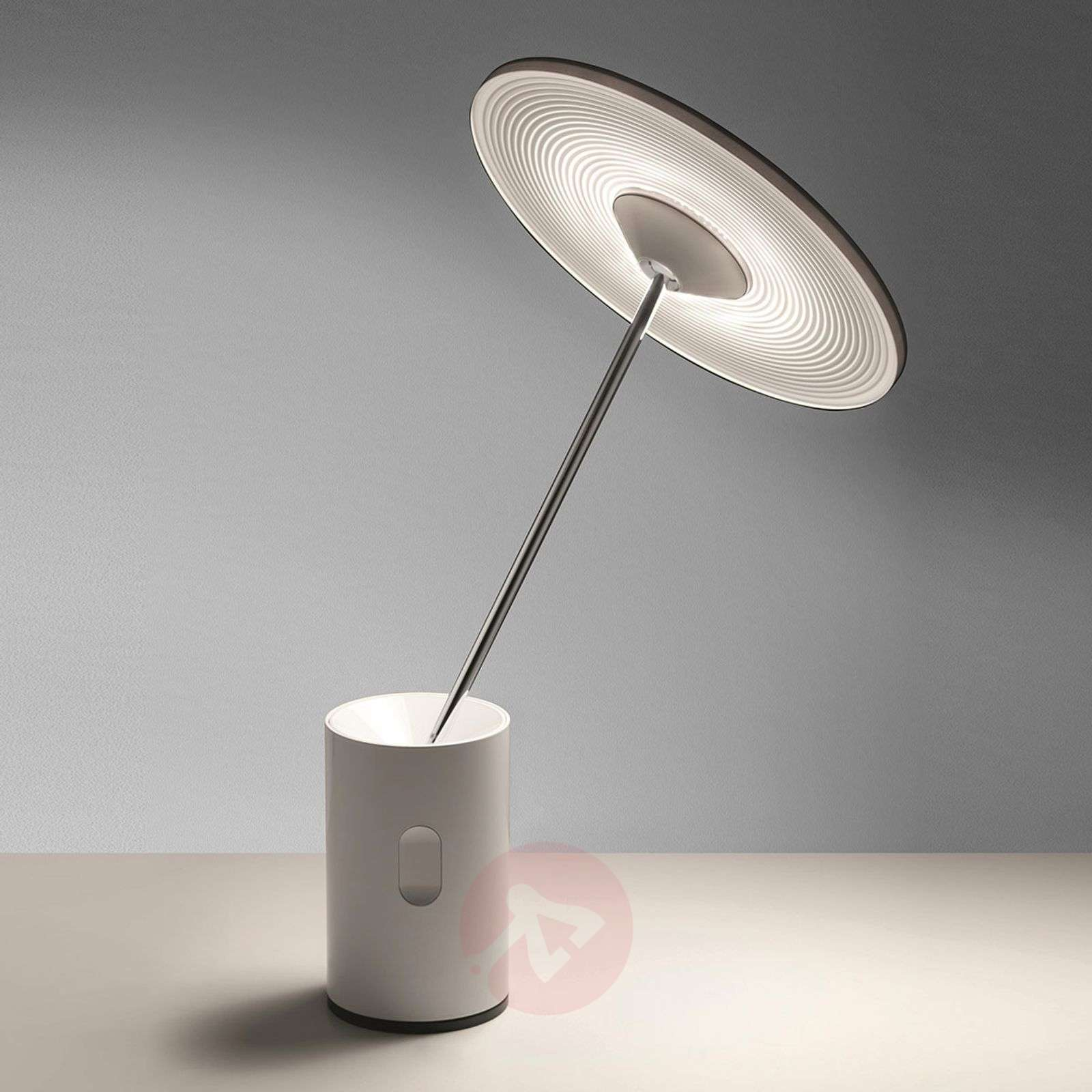 Artemide Sisifo LED table lamp in white-1060133-01
