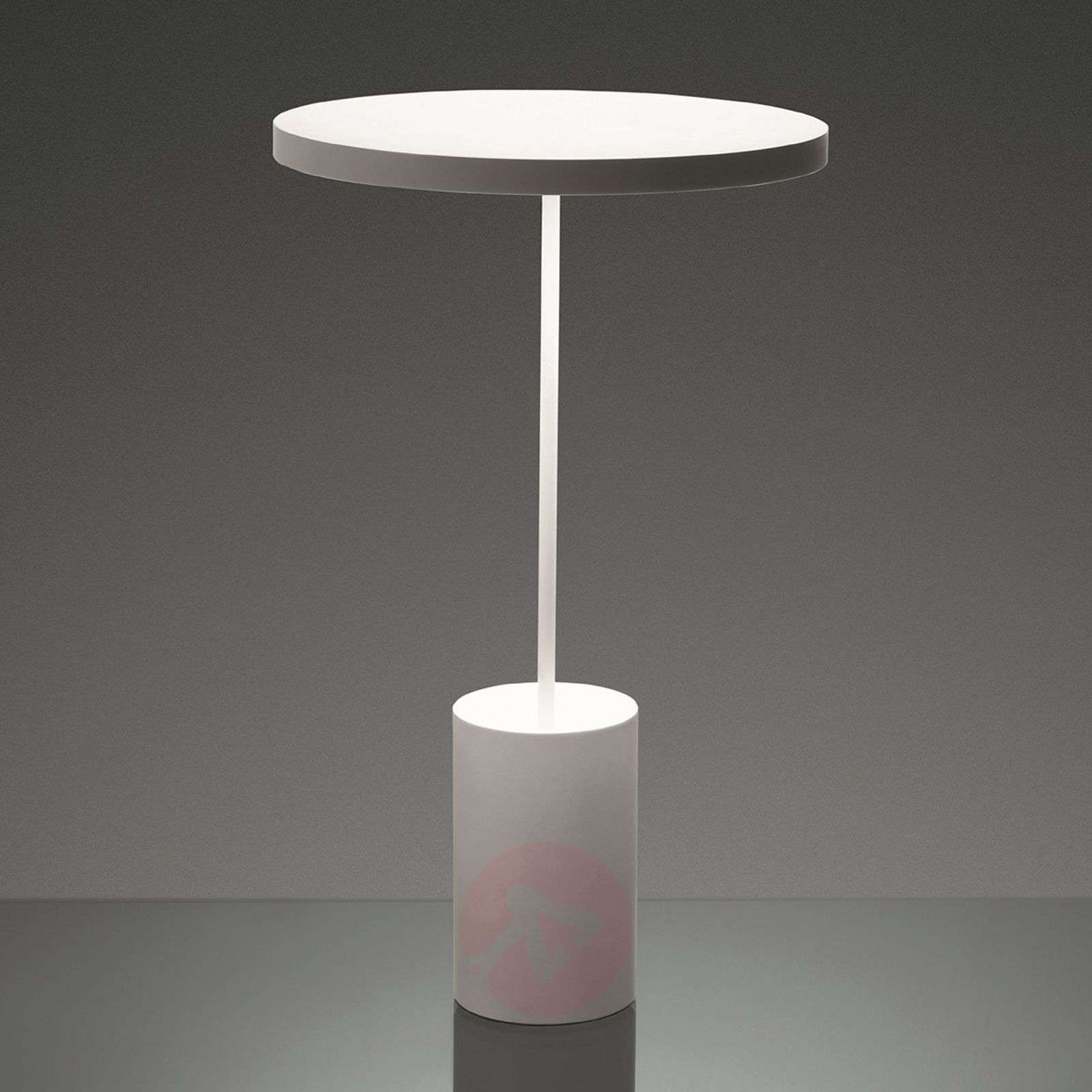 Artemide Sisifo LED table lamp in white-1060133-01