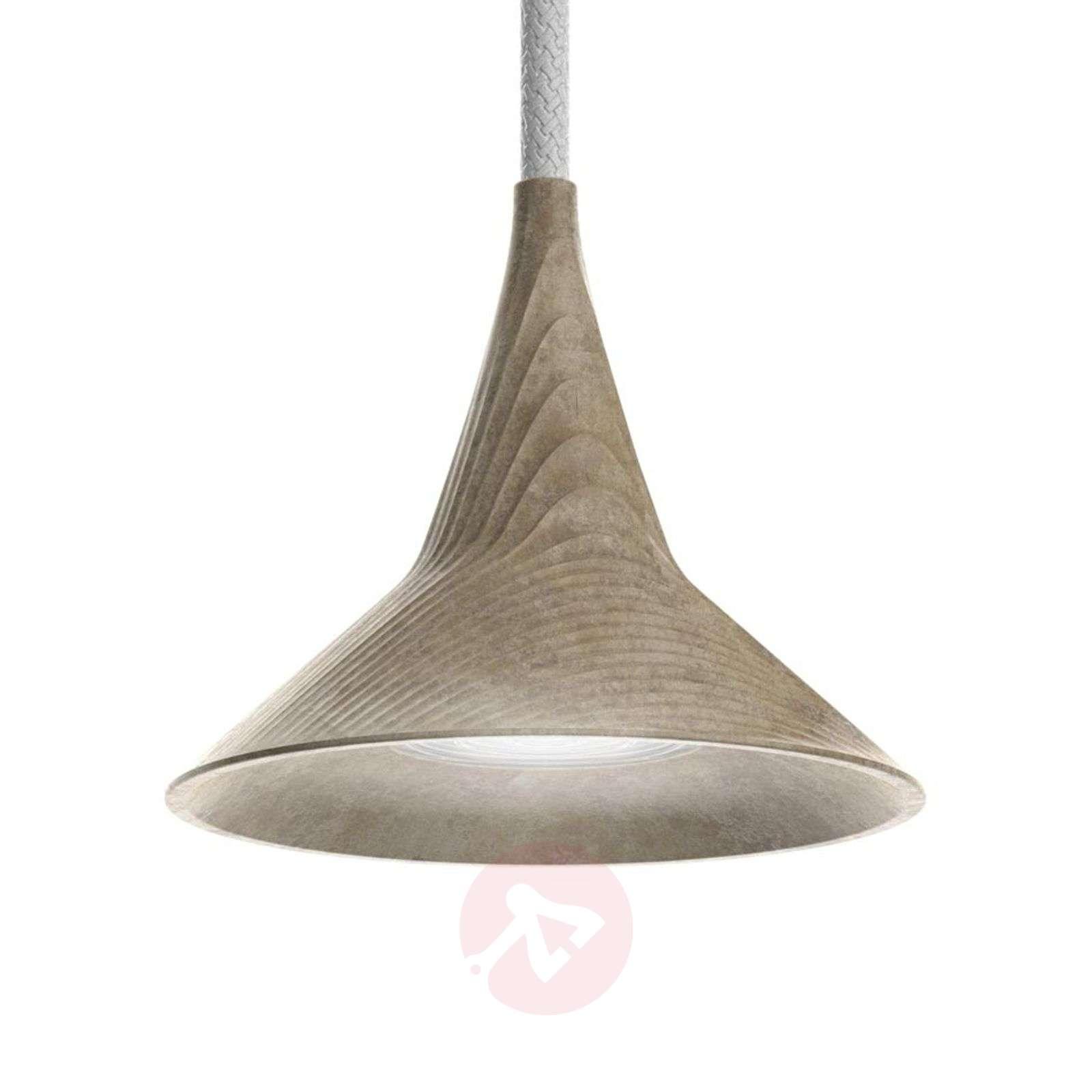 Artemide Unterlinden pendant light brass 3,000 K-1060140-01
