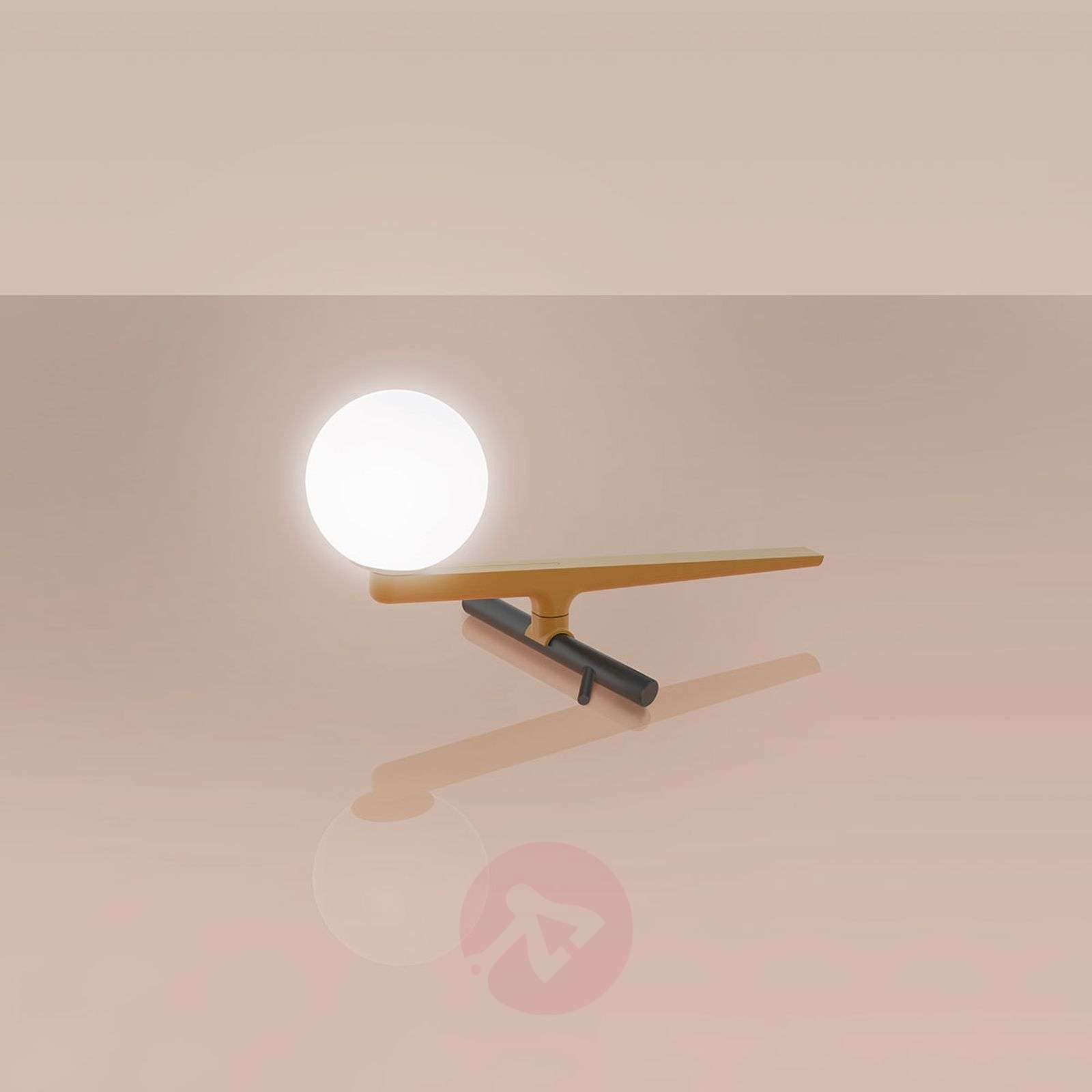 Artemide Yanzi LED table lamp with a dimmer switch-1060163-01
