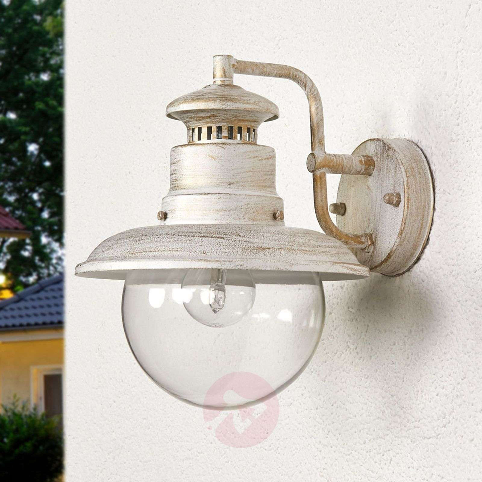 Artu outdoor wall light with an antique look-1507133-01