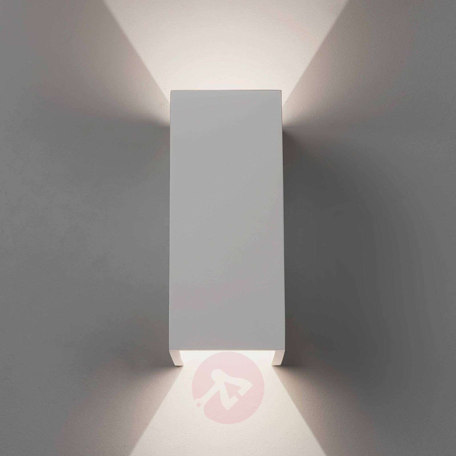 Astro Parma 210 wall light in white-1020346-02