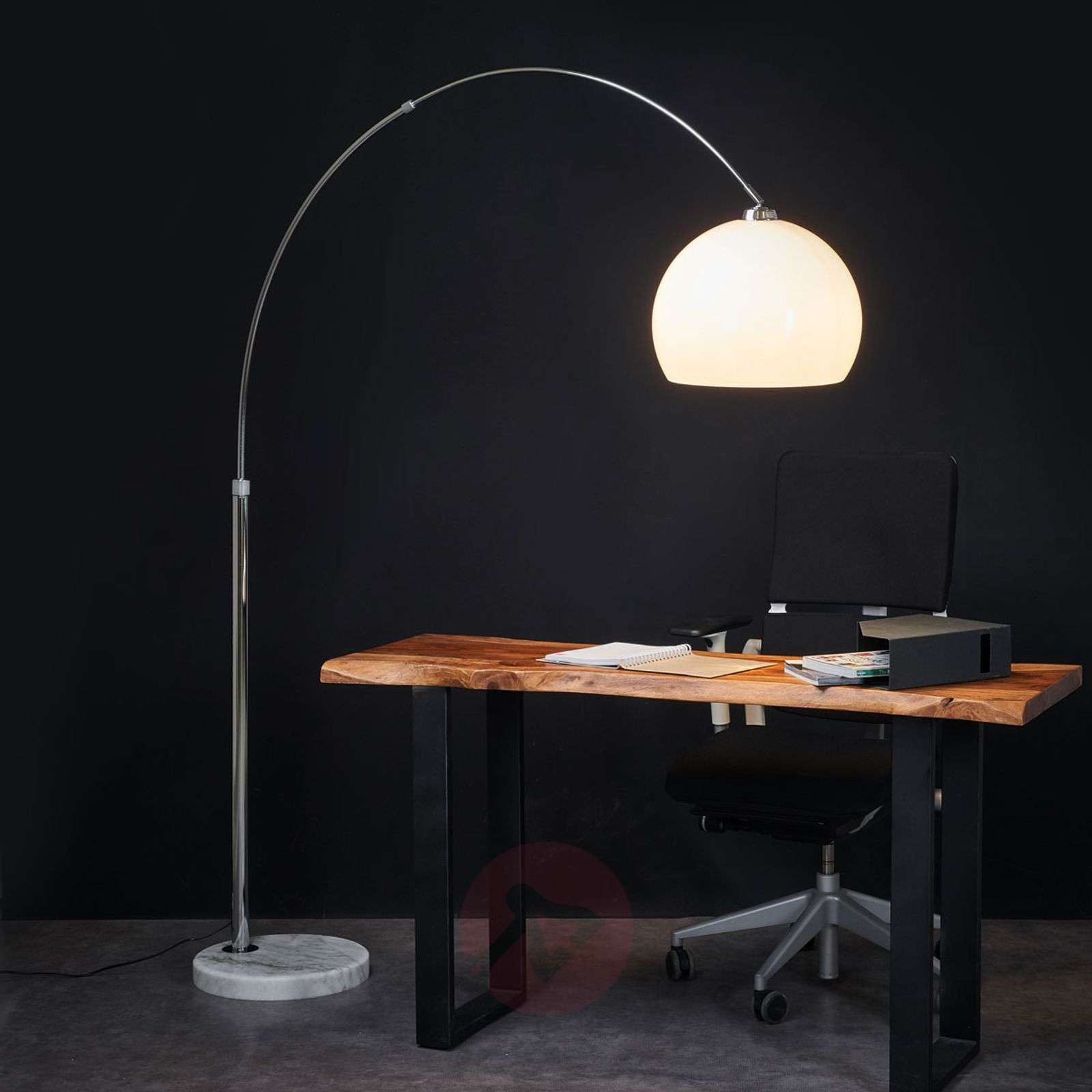 Attractive Arc Floor Lamp Fjella Lights Ie