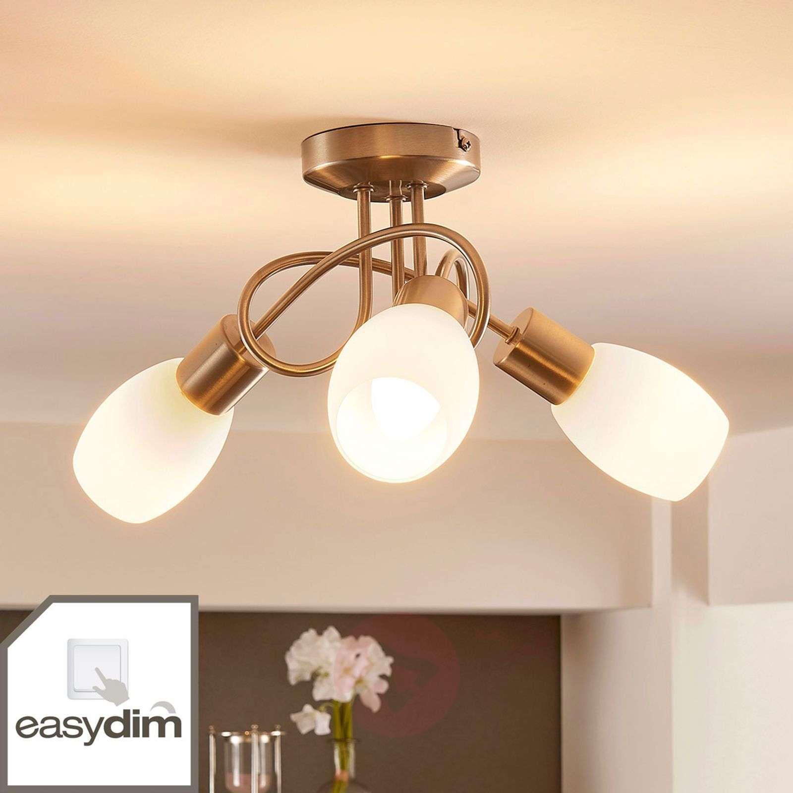 Attractive LED ceiling lamp Arda, Easydim-9621265-02