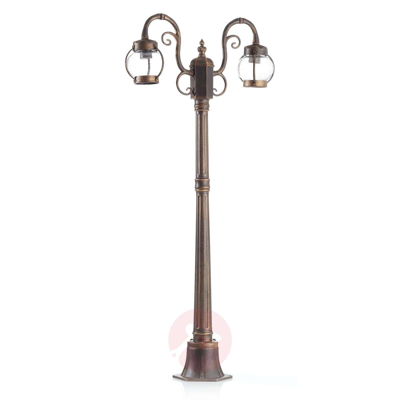Attractive path lamp Marguerite-7255096-02