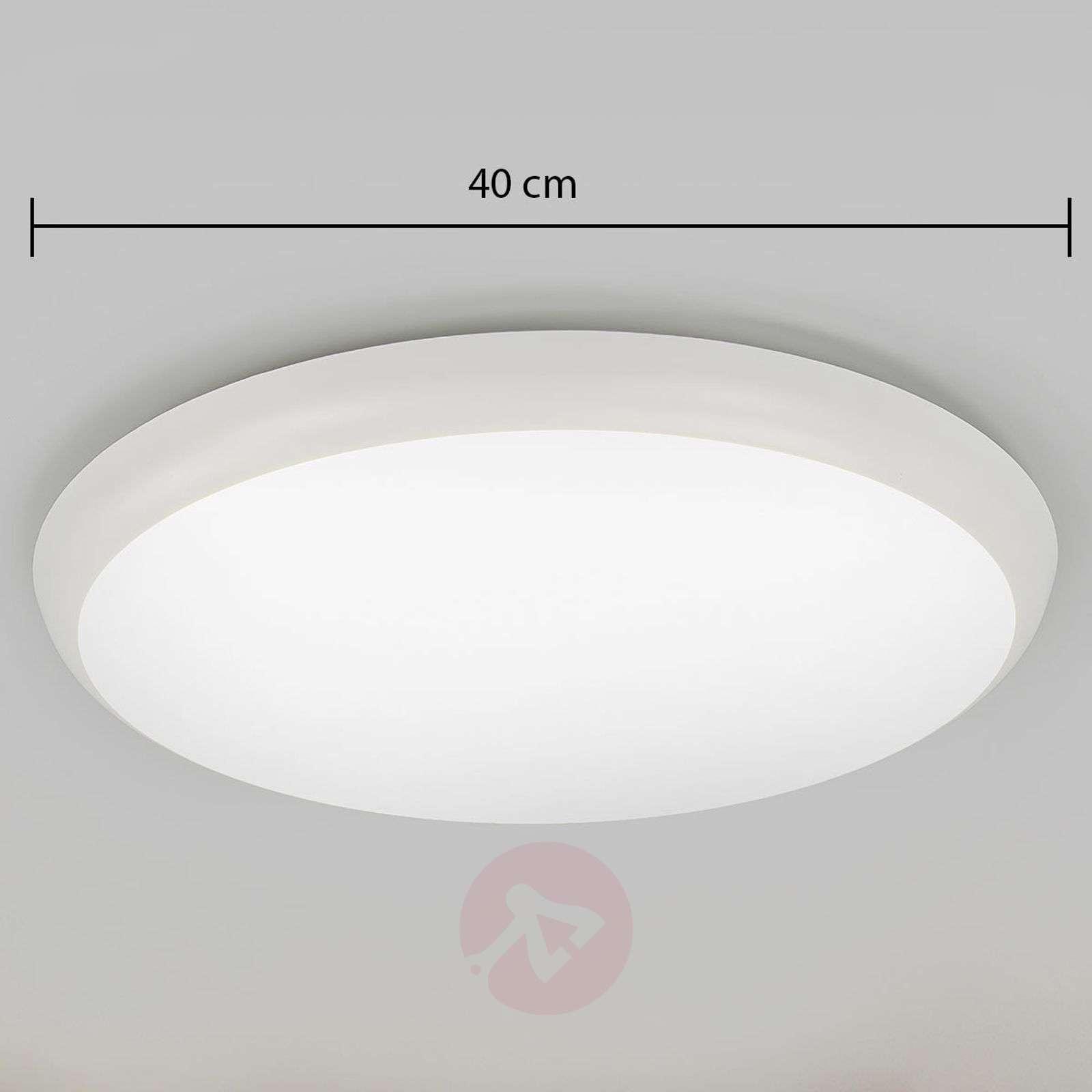 Augustin – round LED ceiling light, 40 cm-9967009-010