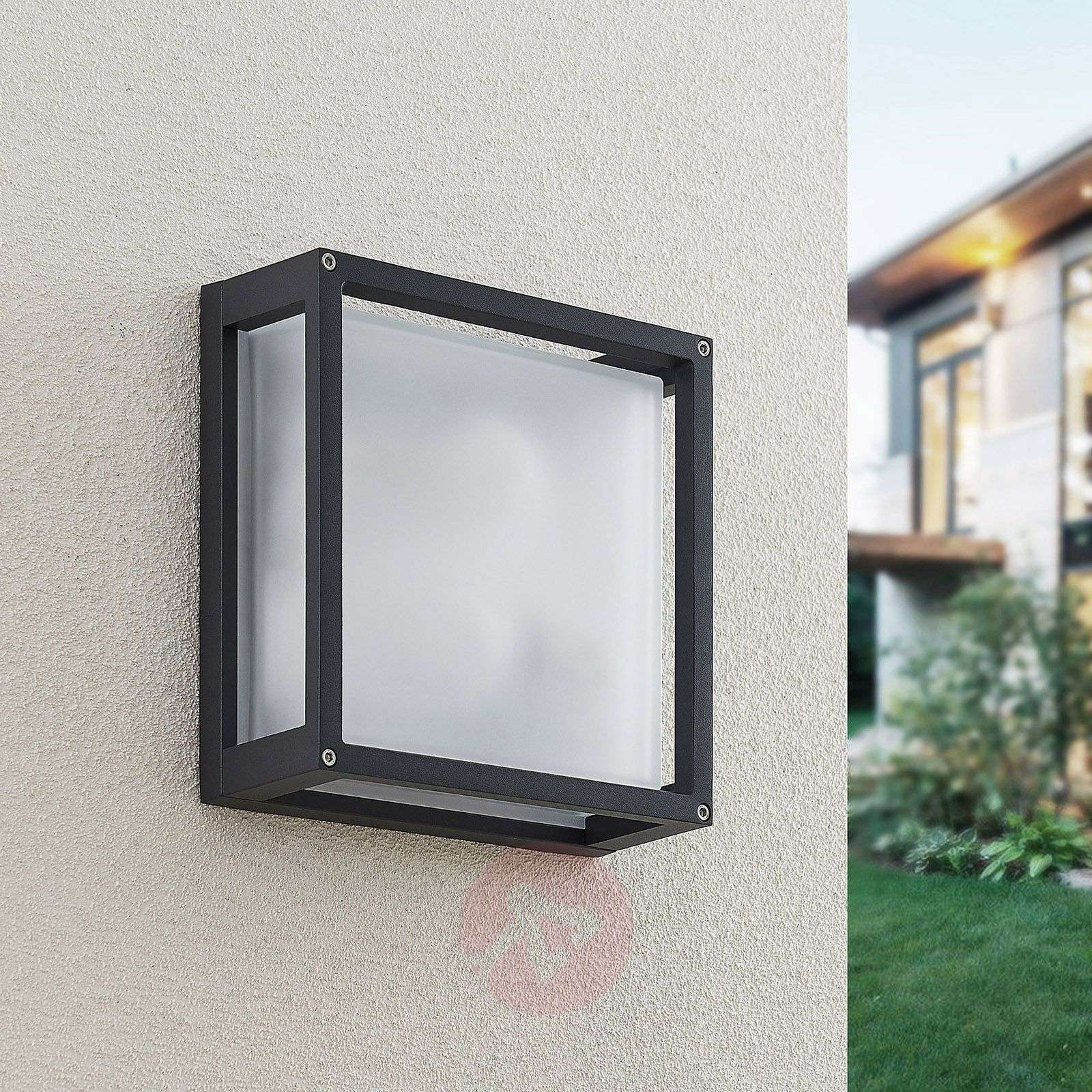 Aurelien square outdoor wall lamp-9969047-01