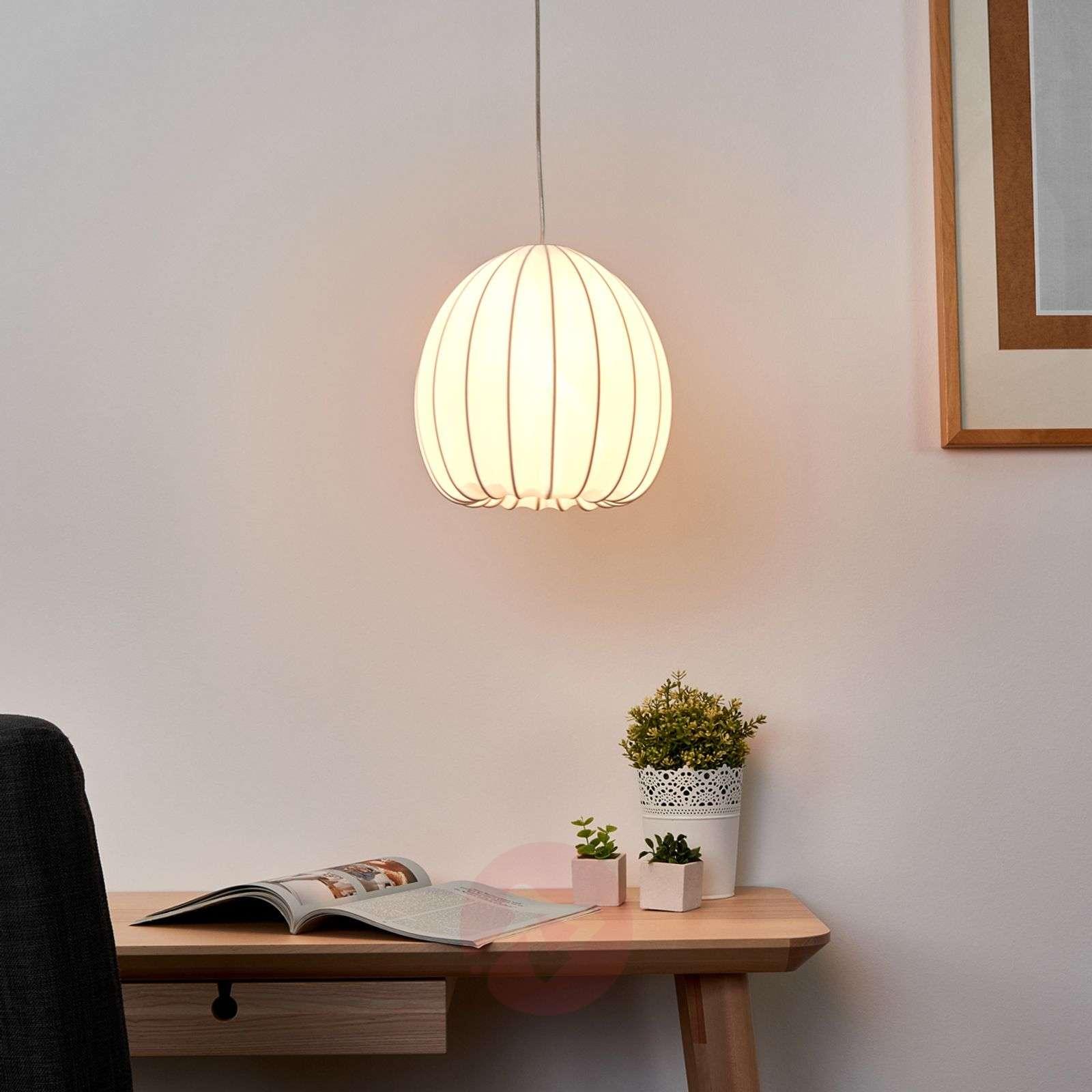 Axolight Muse hanging light in white, 25cm-1088051-01